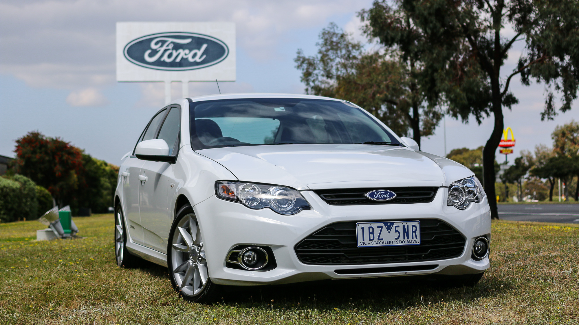 Ford Falcon XR6 Turbo Review  Runout roundup  CarAdvice