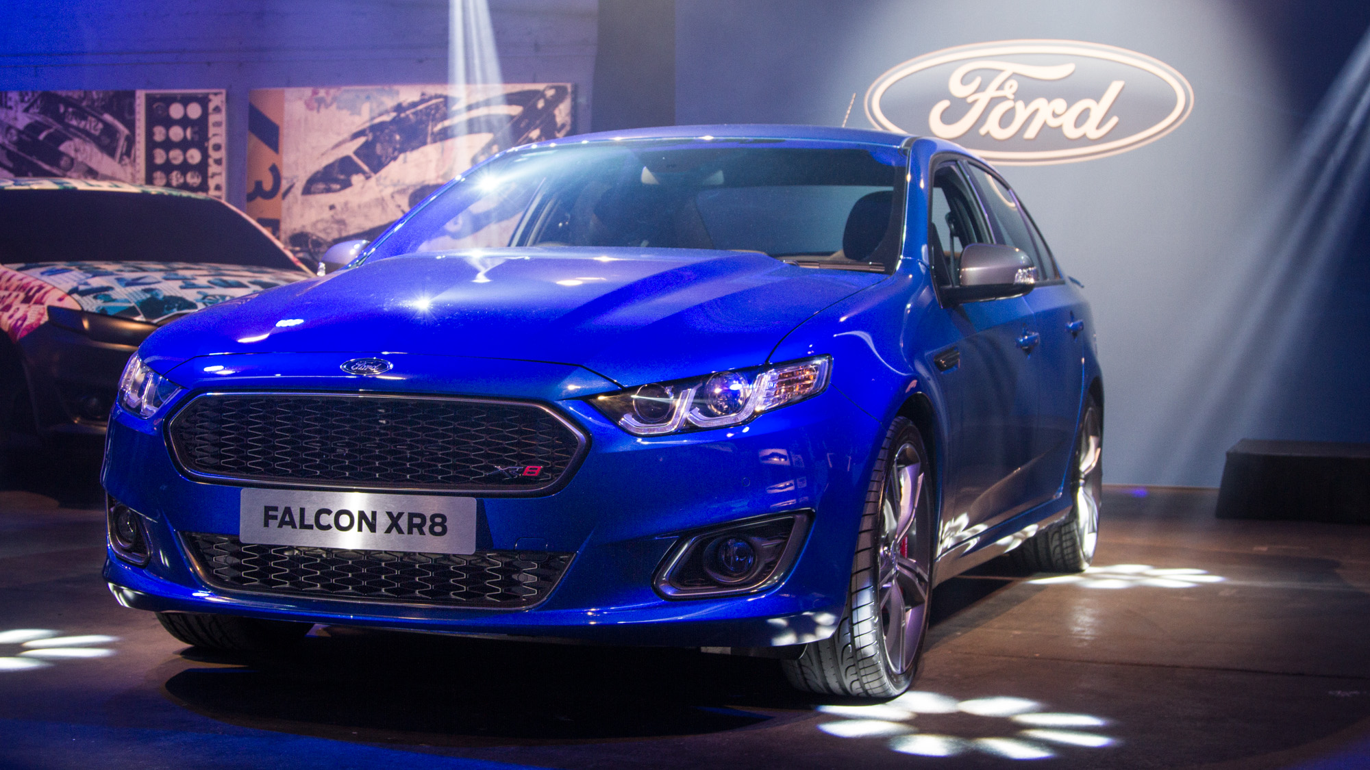 Ford Falcon XR8 unveiled in Melbourne - Photos (1 of 22)