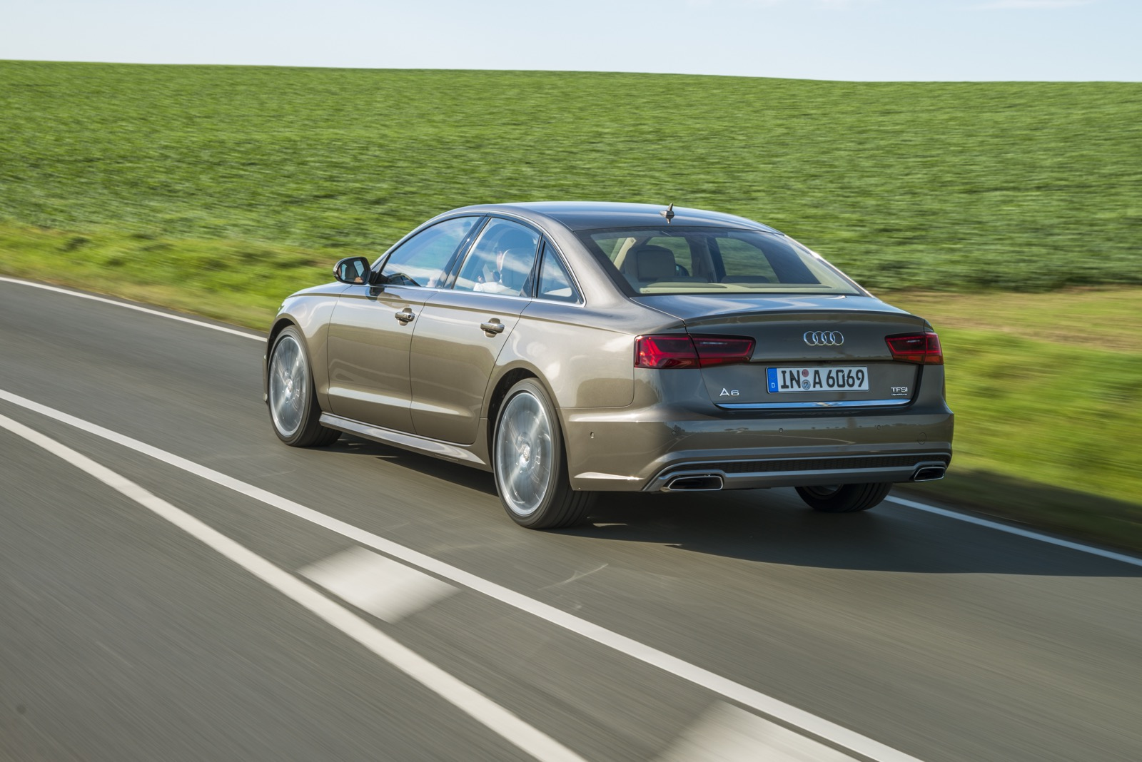 Wonderful 2015 Audi A6 Review  CarAdvice