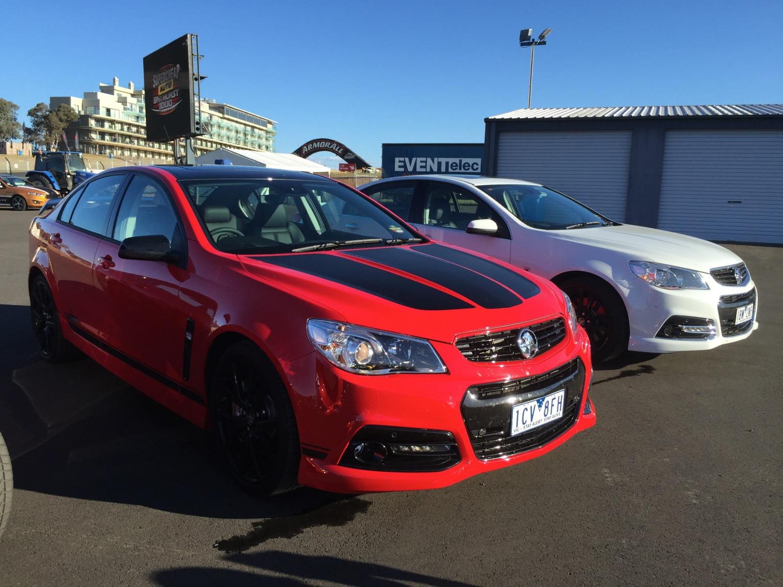 2015 Holden Commodore SS V Redline Review | CarAdvice