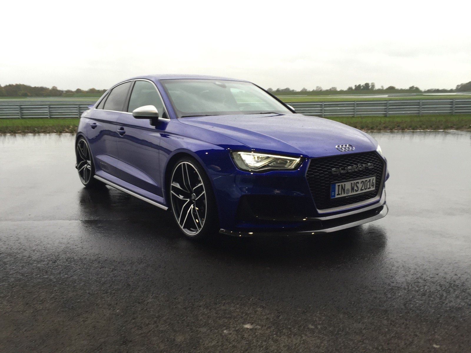 Audi RS3 sedan and hatch gearing up for production ...