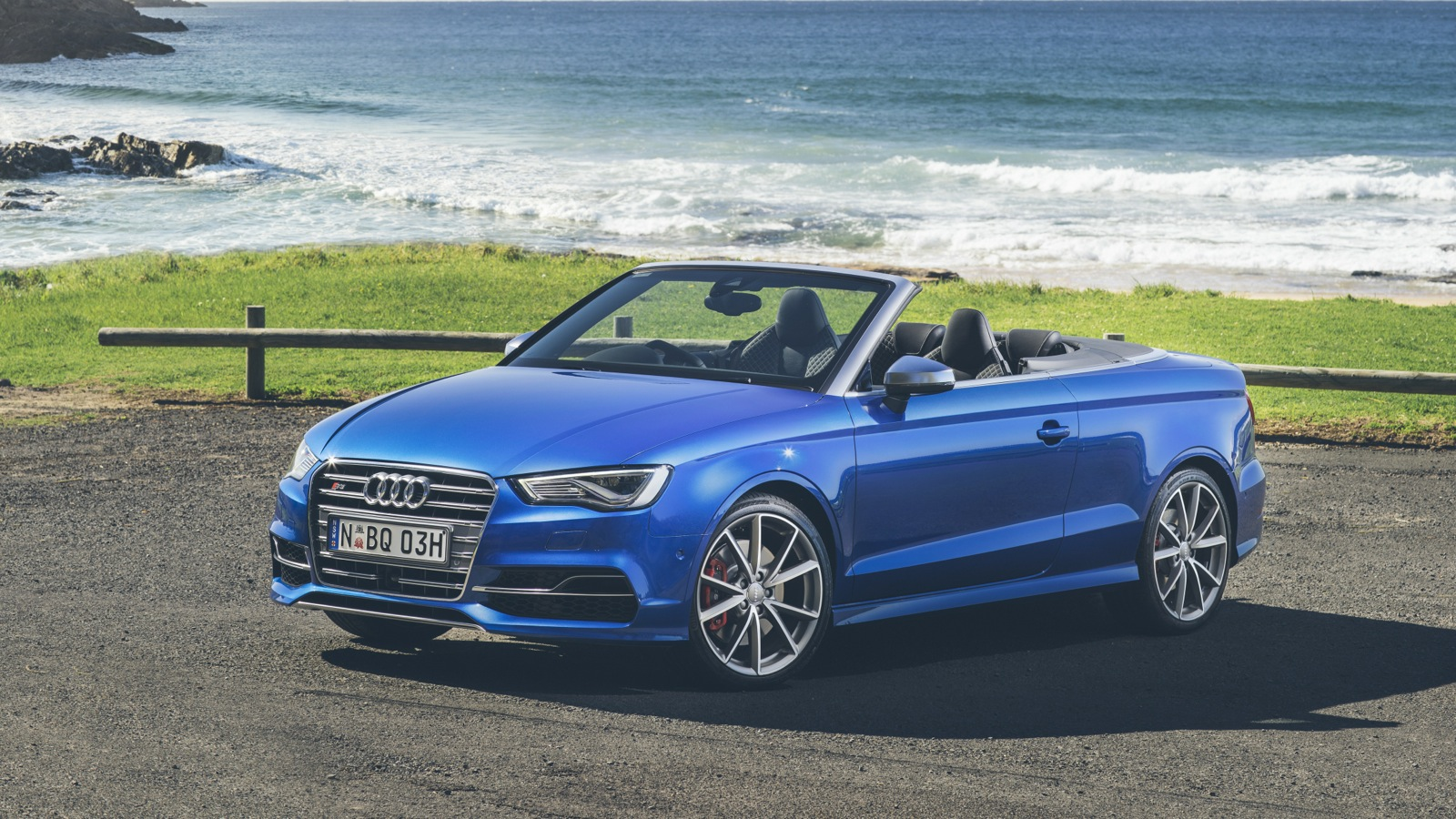 audi s3 cabriolet pricing and specifications photos 1 of 6. Black Bedroom Furniture Sets. Home Design Ideas
