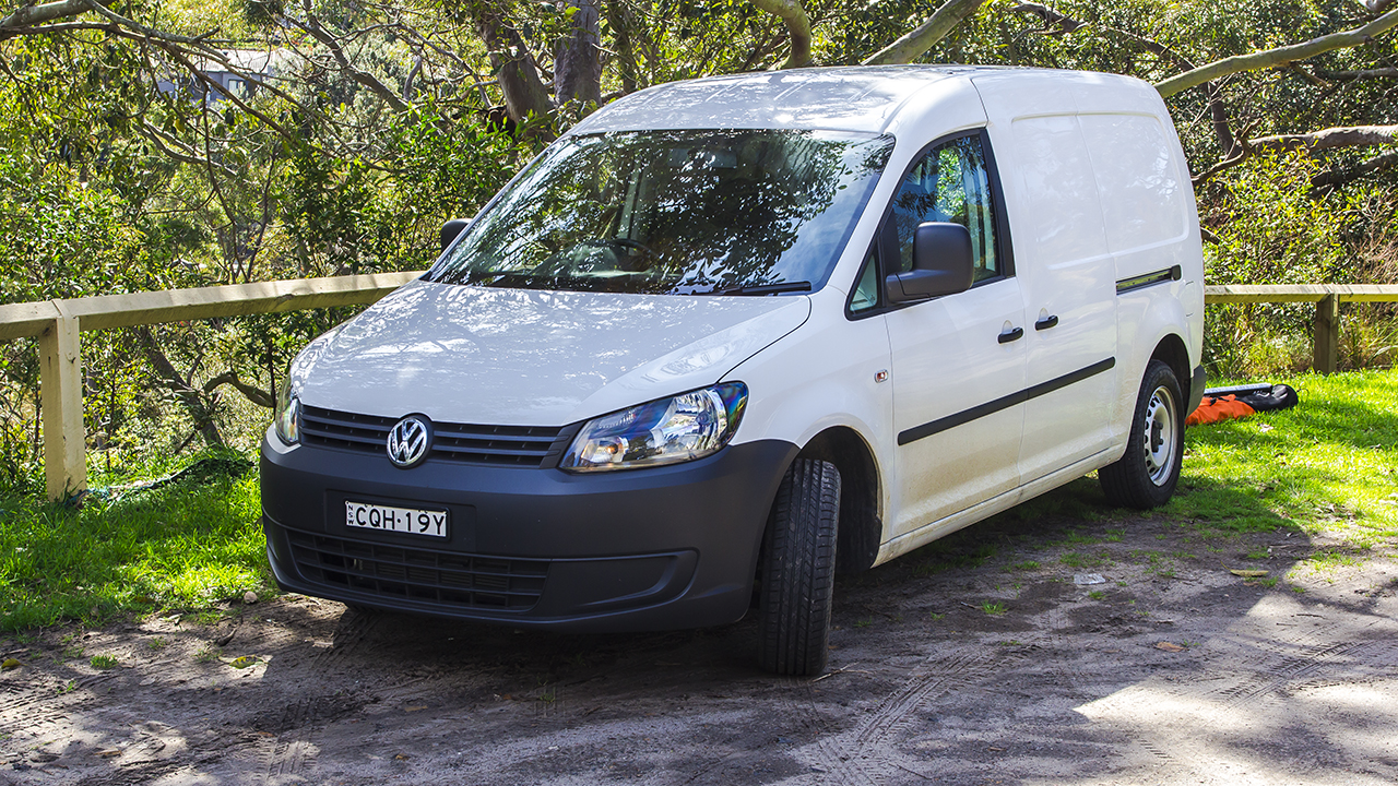 volkswagen caddy maxi van review an action packed weekender photos caradvice. Black Bedroom Furniture Sets. Home Design Ideas