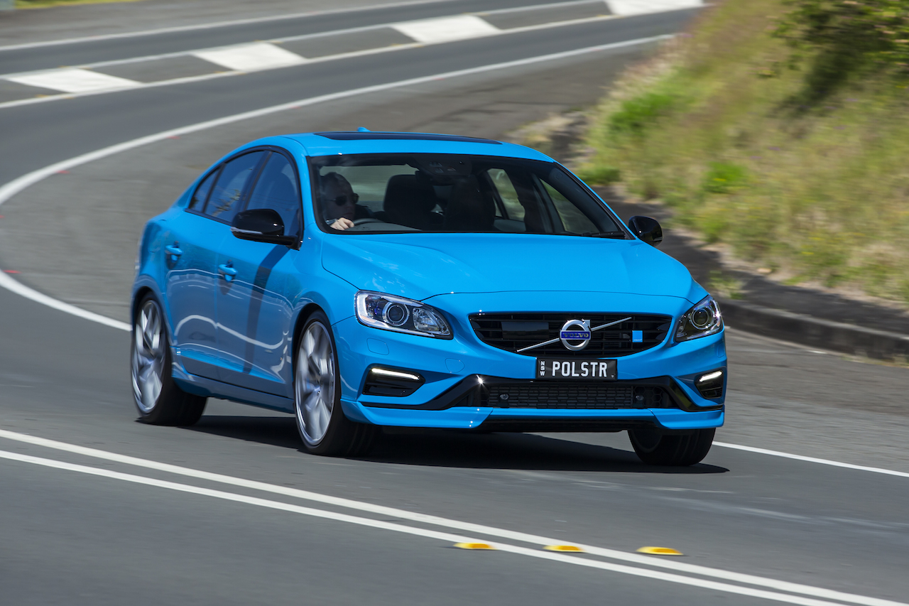 2015 volvo s60 and v60 polestar review caradvice. Black Bedroom Furniture Sets. Home Design Ideas