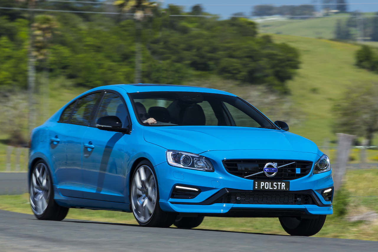 Volvo S60 Polestar >> 2015 Volvo S60 and V60 Polestar Review | CarAdvice