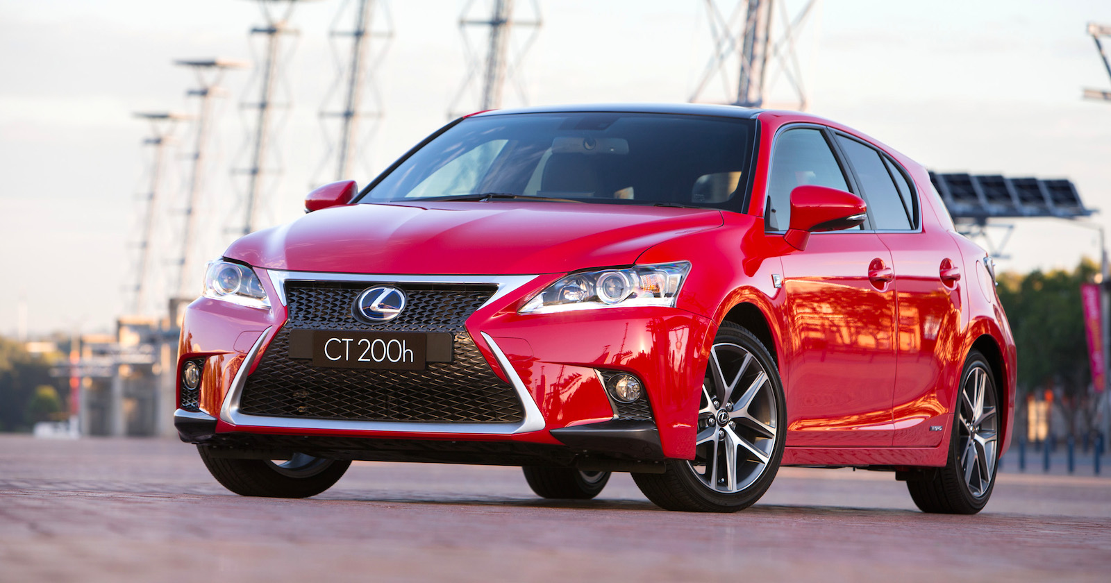 Toyota Hybrid Cars >> Lexus CT :: Second-gen small car could gain non-hybrid ...