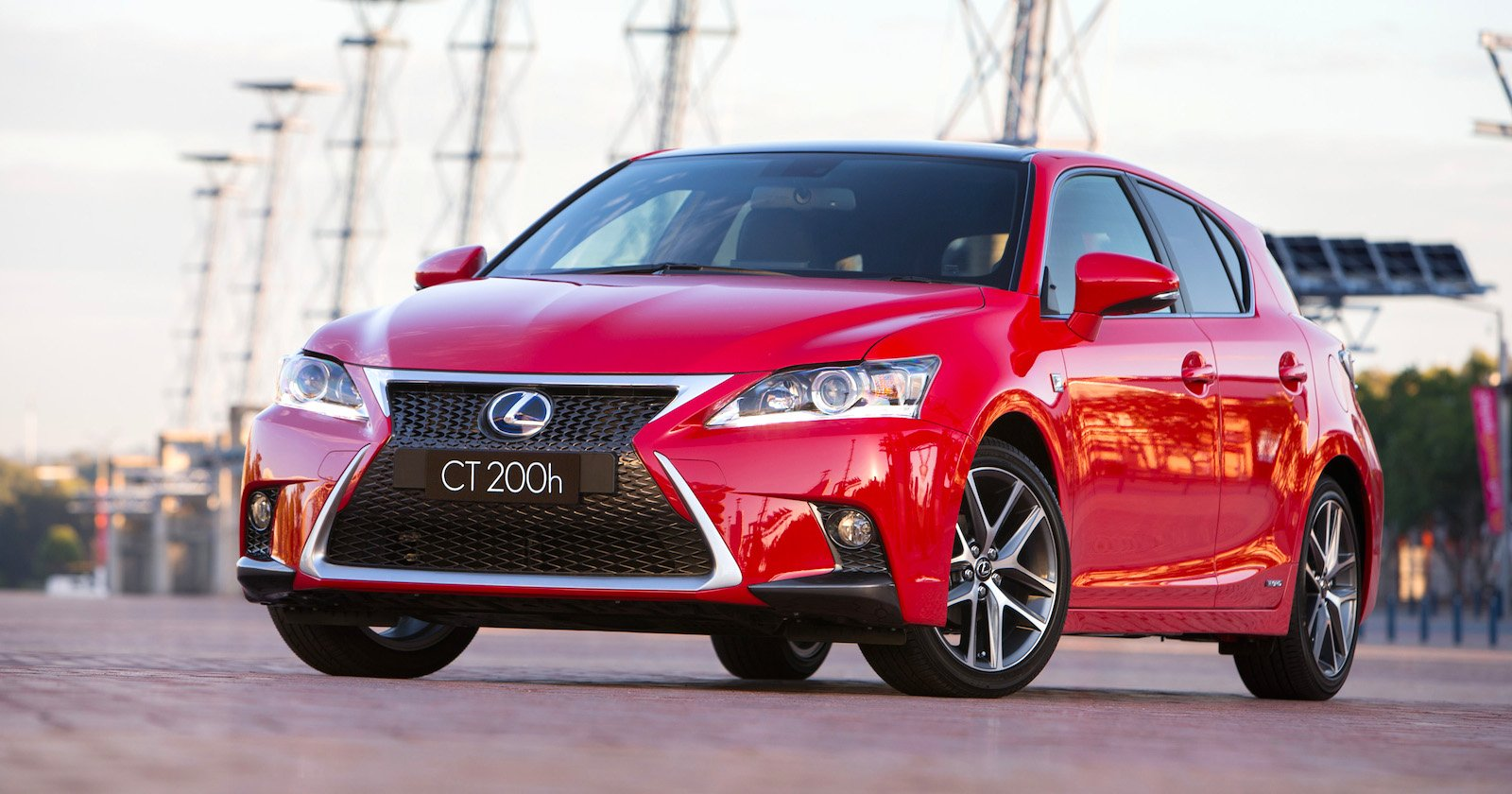 Lexus Ct Second Gen Small Car Could Gain Non Hybrid