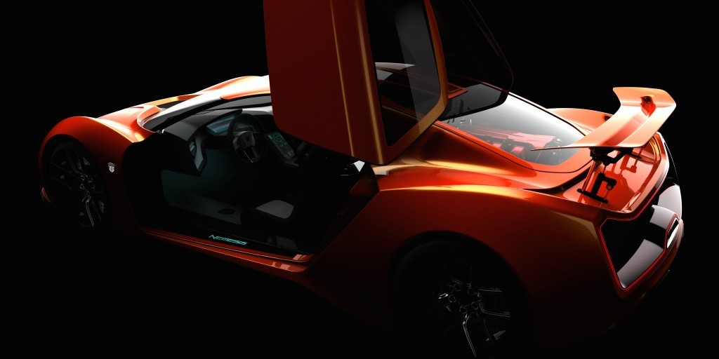 Trion Nemesis Rr H Supercar Confirmed For