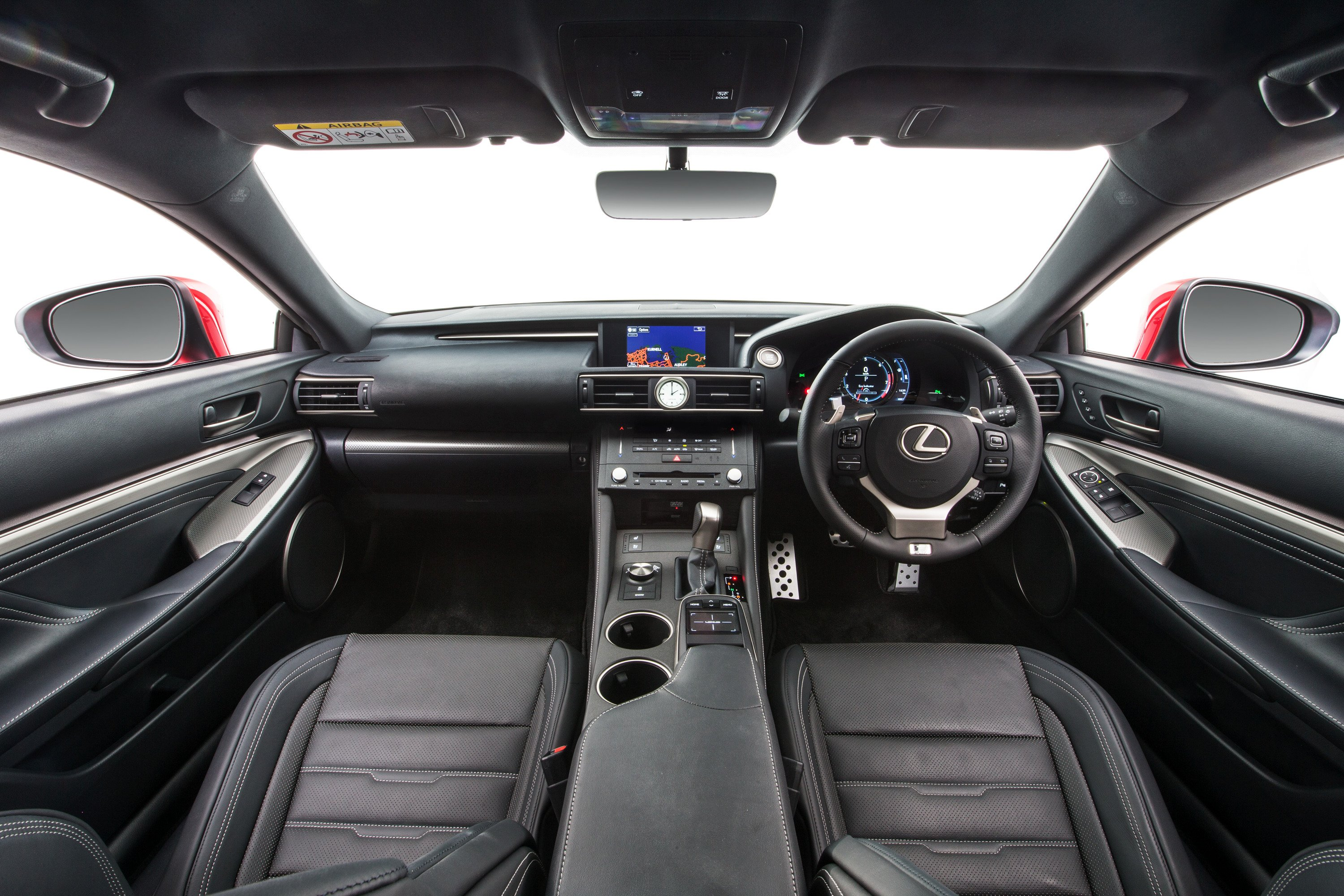 Lexus RC350 Coupe Lands From A Sharp 66K Photos 1 Of 6