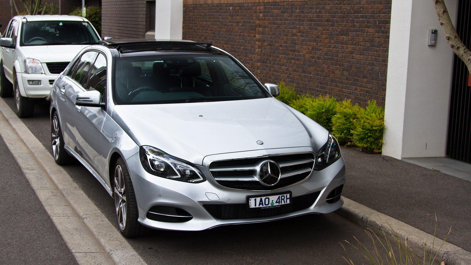 Mercedes-Benz E300 Bluetec Hybrid Review | CarAdvice