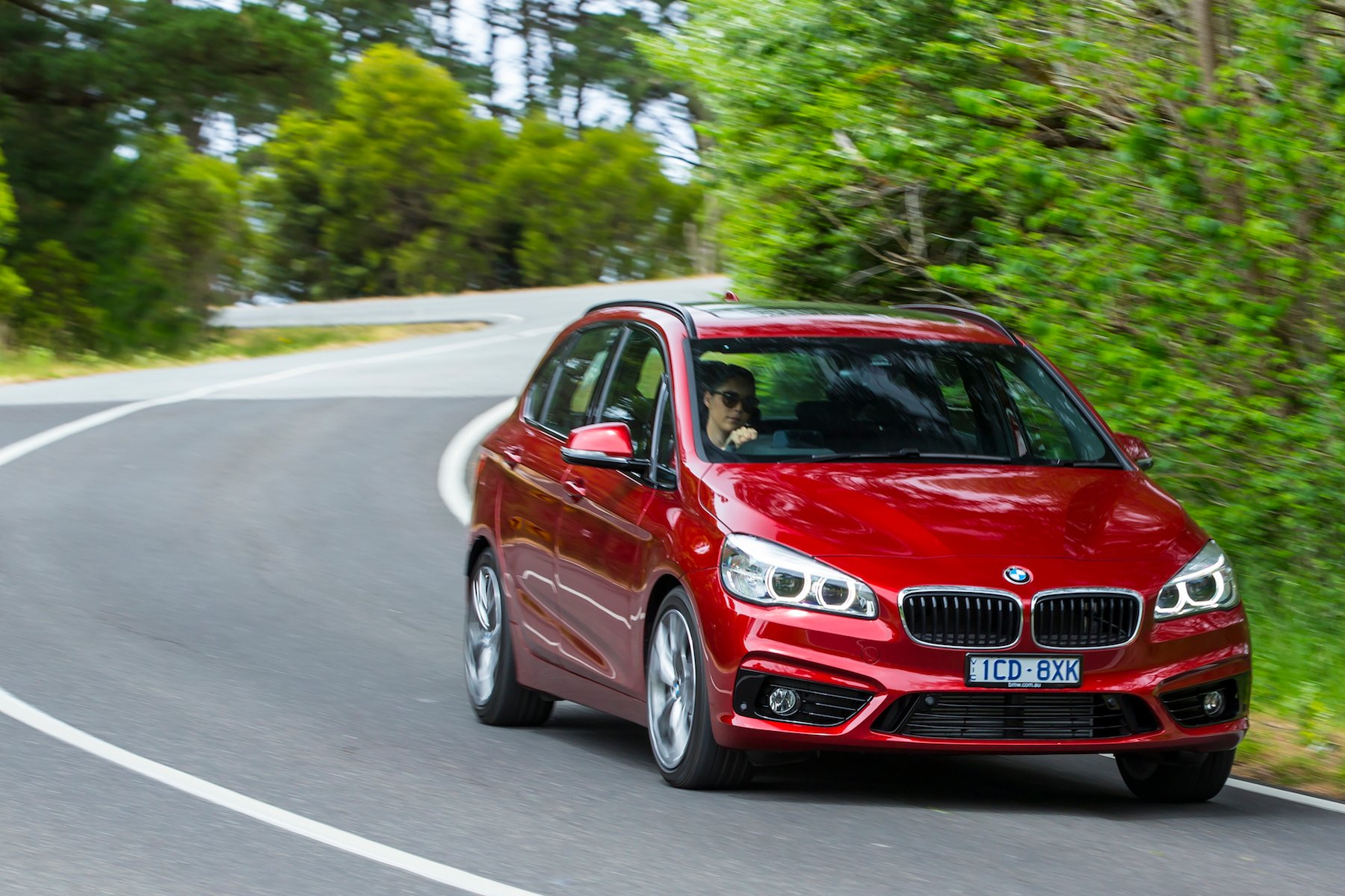 Camry Vs Corolla >> BMW 2 Series Active Tourer Review | CarAdvice