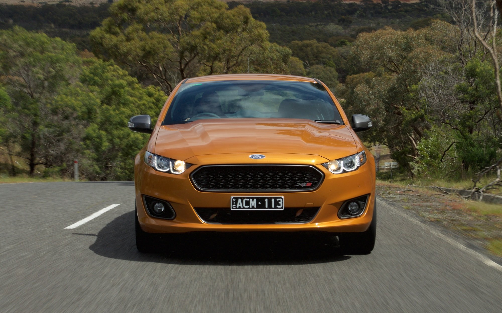 2015 ford falcon xr8 review caradvice