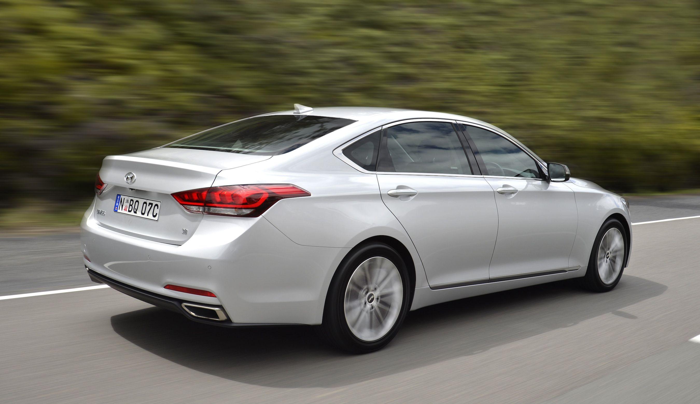 Hyundai Genesis An Image Maker Not A Loss Maker Says
