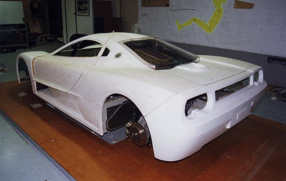 Australian Supercar Maker Joss Secures Backing Set To List