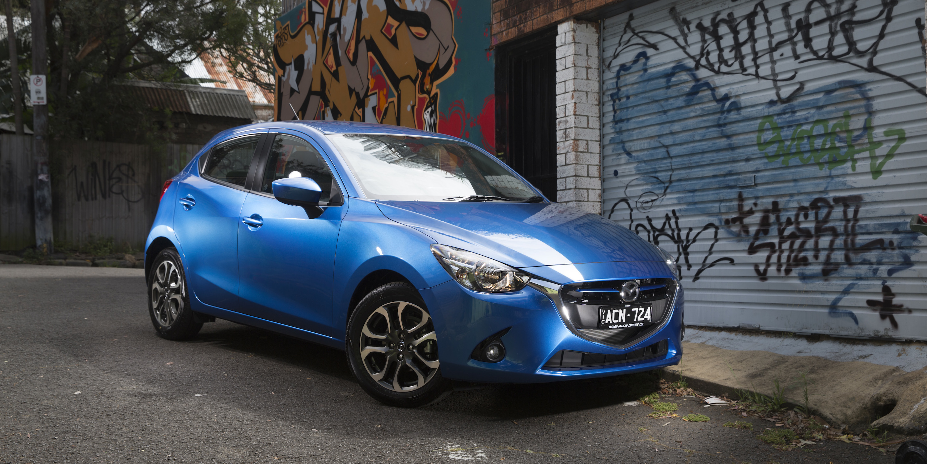 Luxury Sports Cars >> 2015 Mazda 2 Genki review | CarAdvice