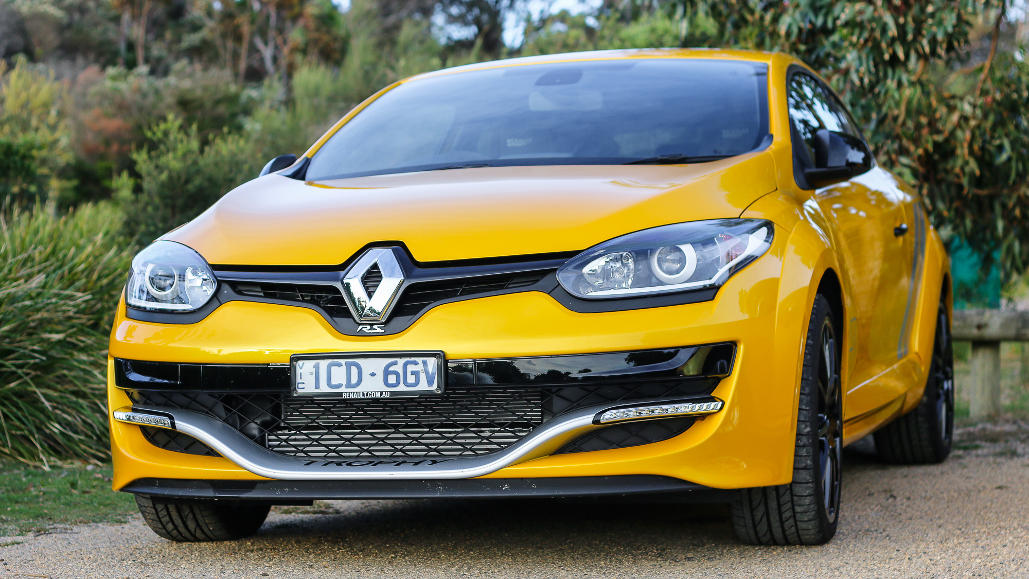 renault megane rs275 trophy review caradvice. Black Bedroom Furniture Sets. Home Design Ideas