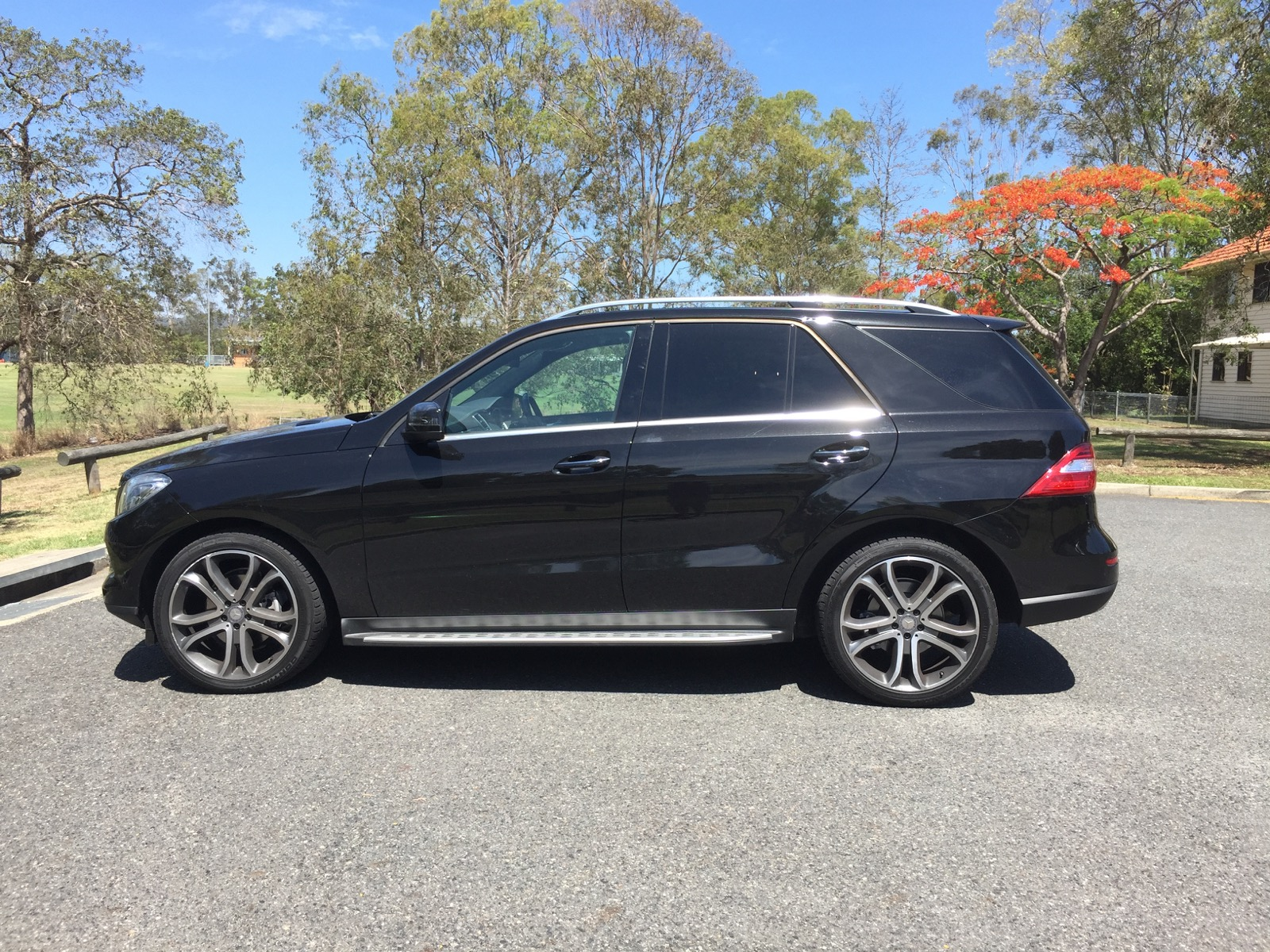 mercedes benz ml 350 review lt2 caradvice