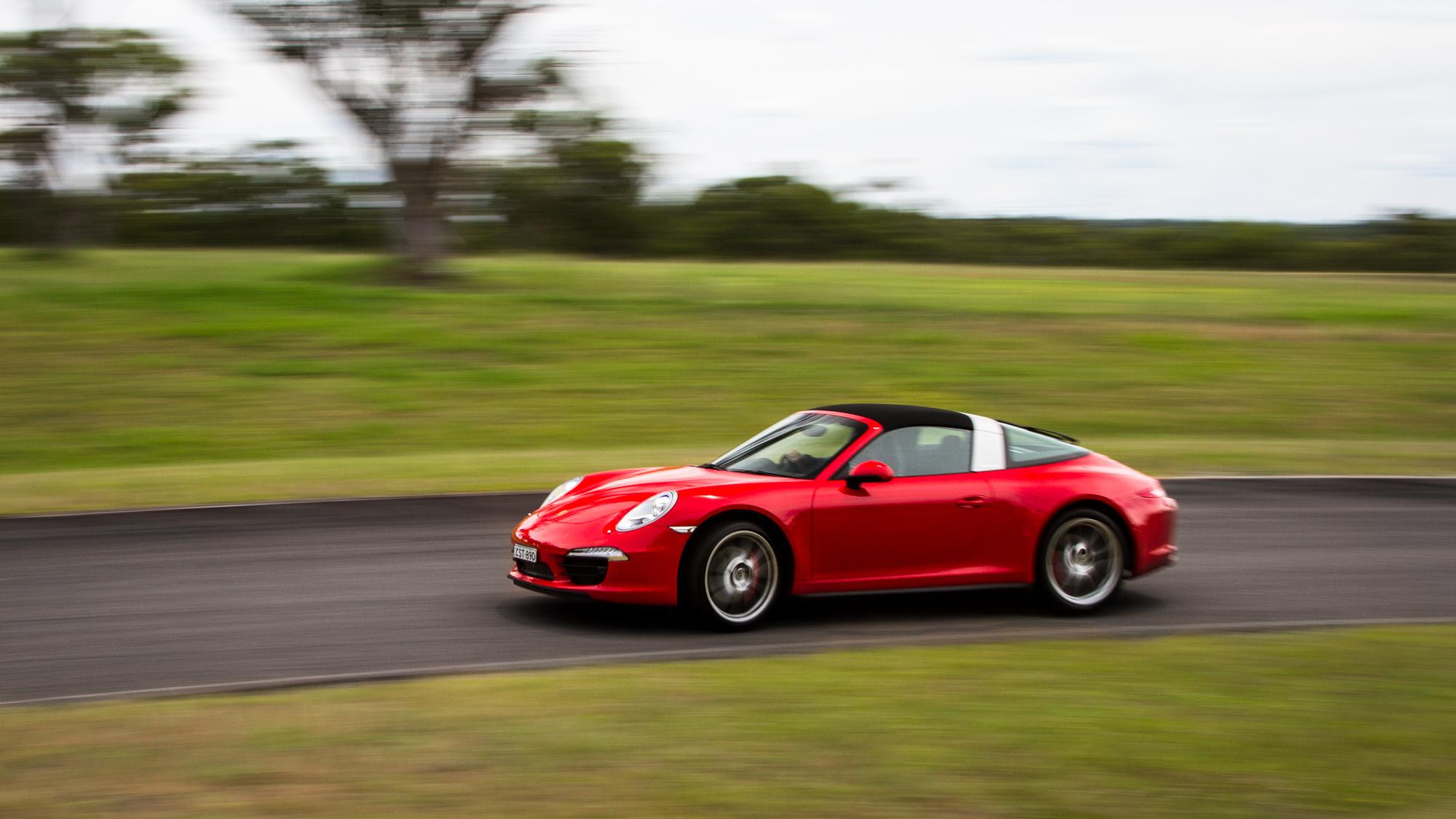 Porsche 911 Targa 4S Review | CarAdvice