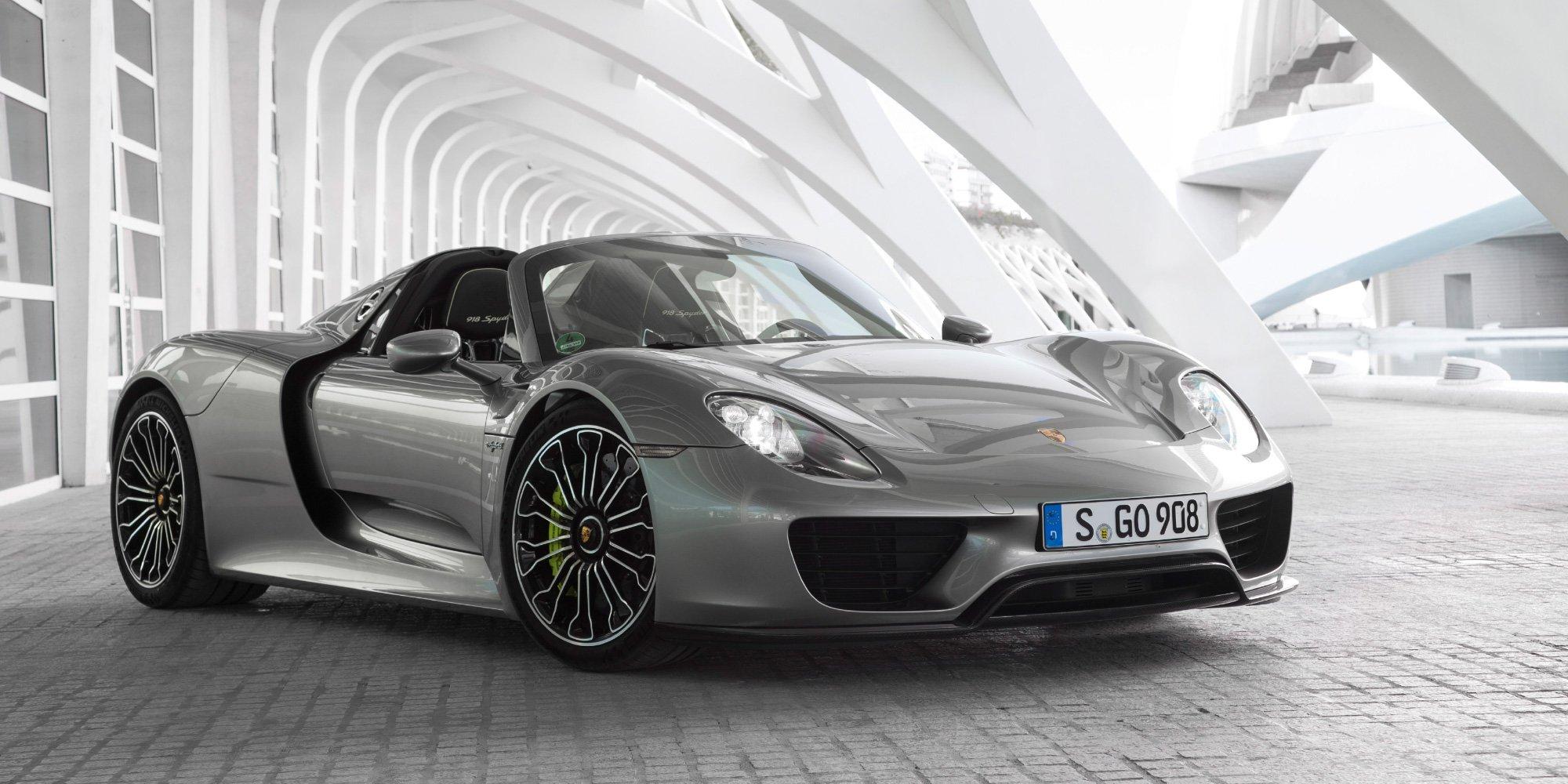 2014-porsche-918-spyder-sold-out-2 Fascinating Porsche 918 Spyder Fiyat Listesi Cars Trend