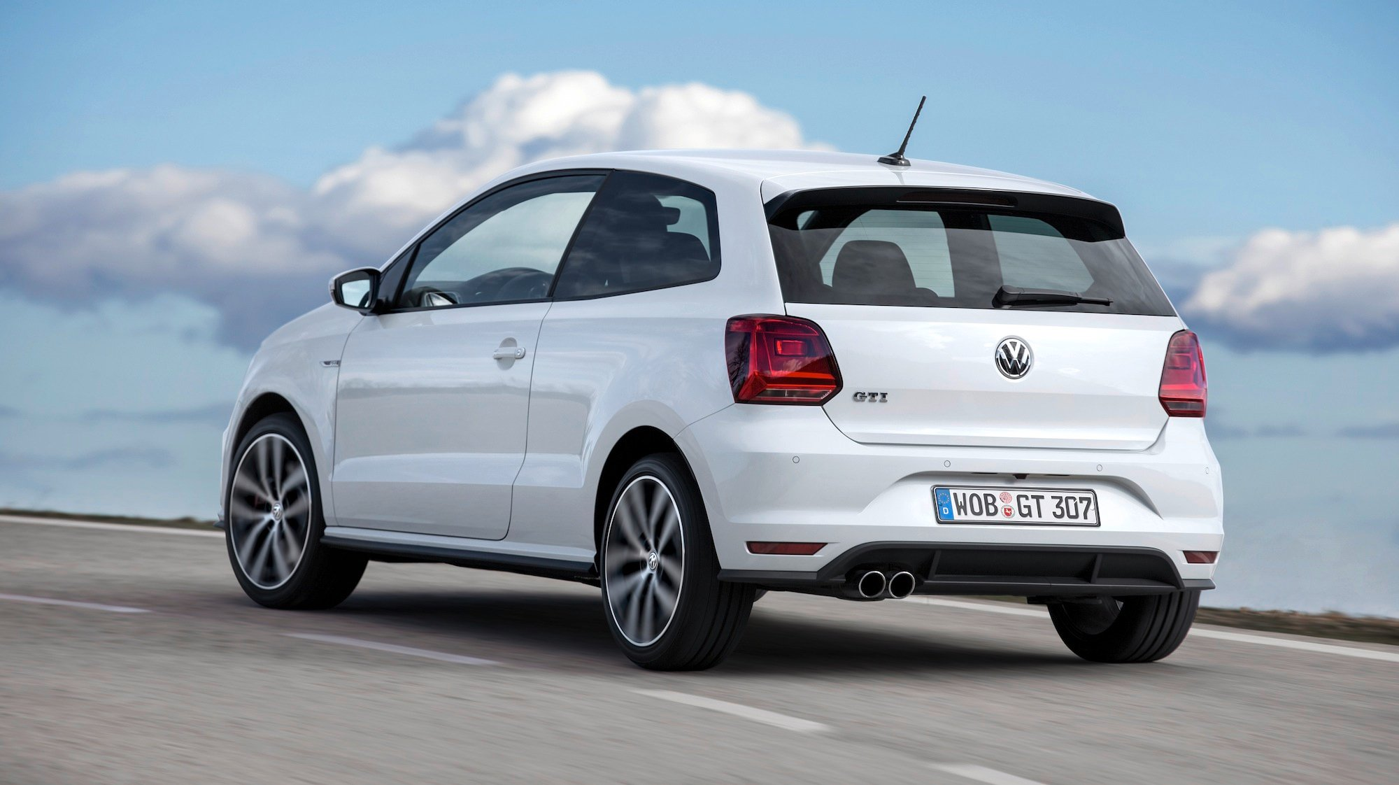 2015 volkswagen polo gti review caradvice. Black Bedroom Furniture Sets. Home Design Ideas