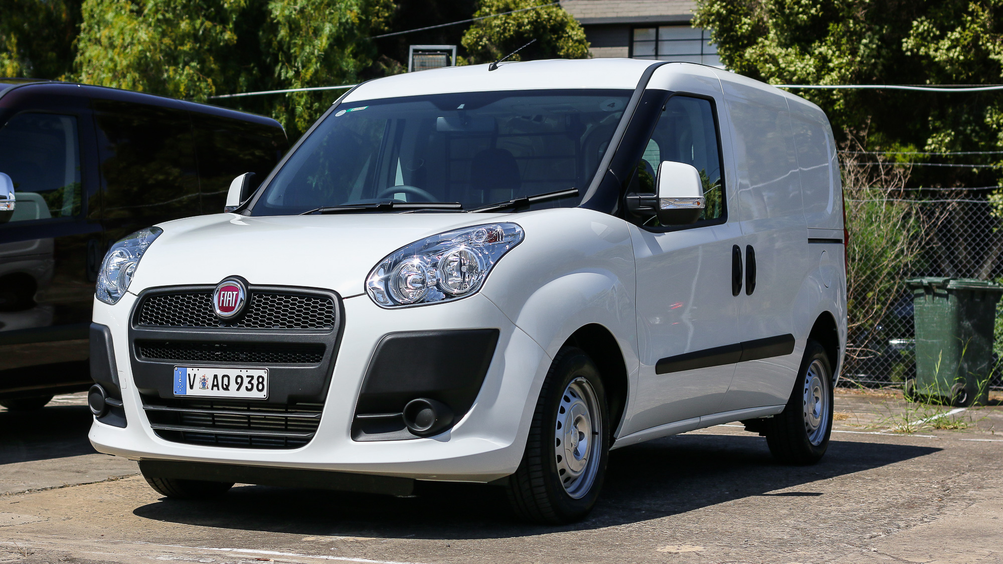 2015 fiat doblo review caradvice. Black Bedroom Furniture Sets. Home Design Ideas