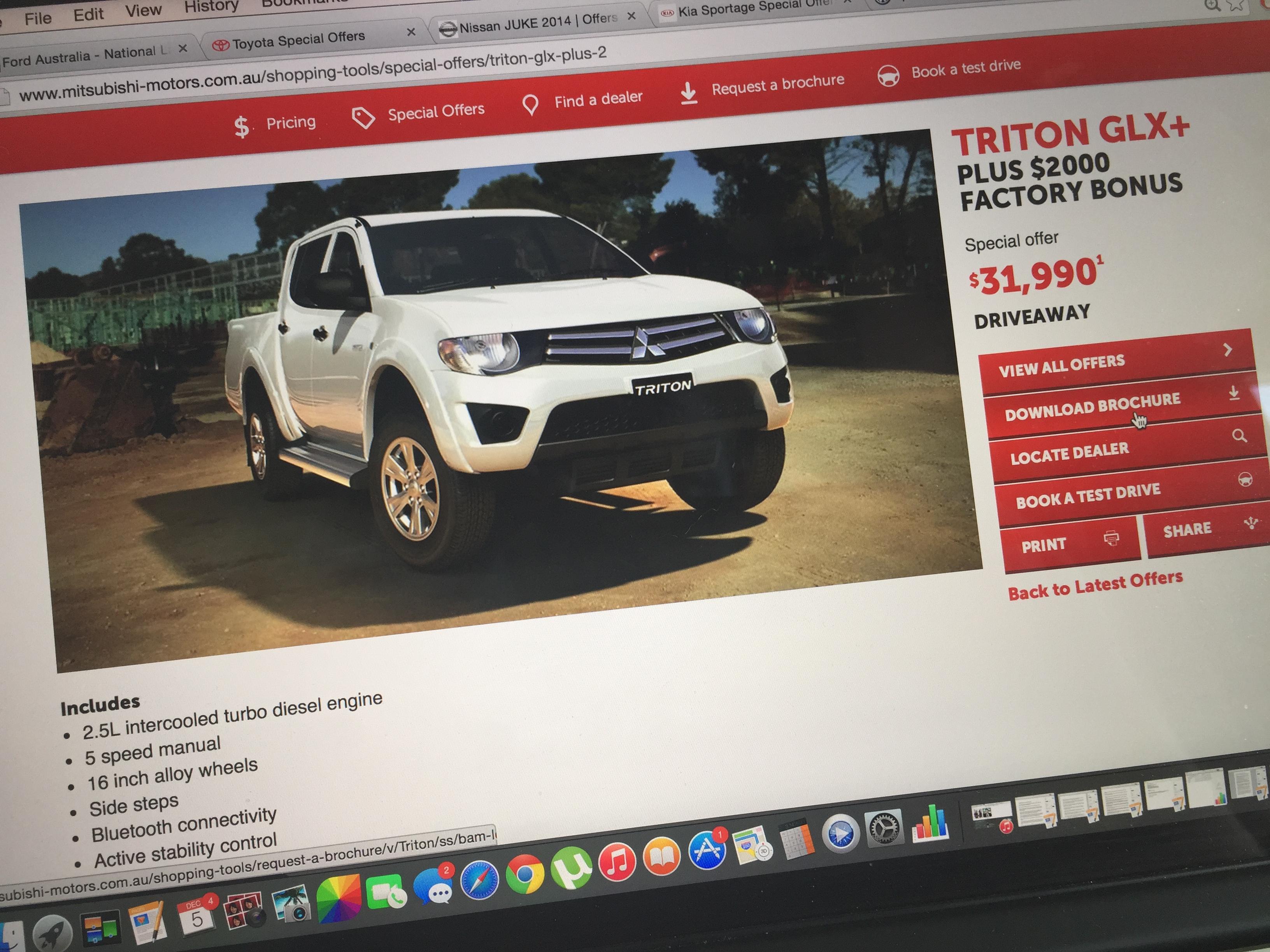 Www.deals on wheels