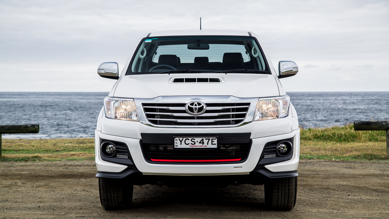 Awesome 2015 Toyota HiLux Review Black Edition  CarAdvice