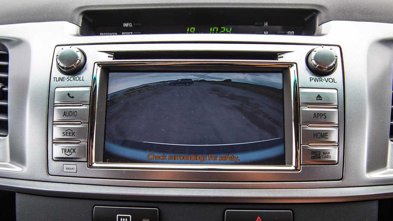 Original 2015 Toyota HiLux Review Black Edition  CarAdvice