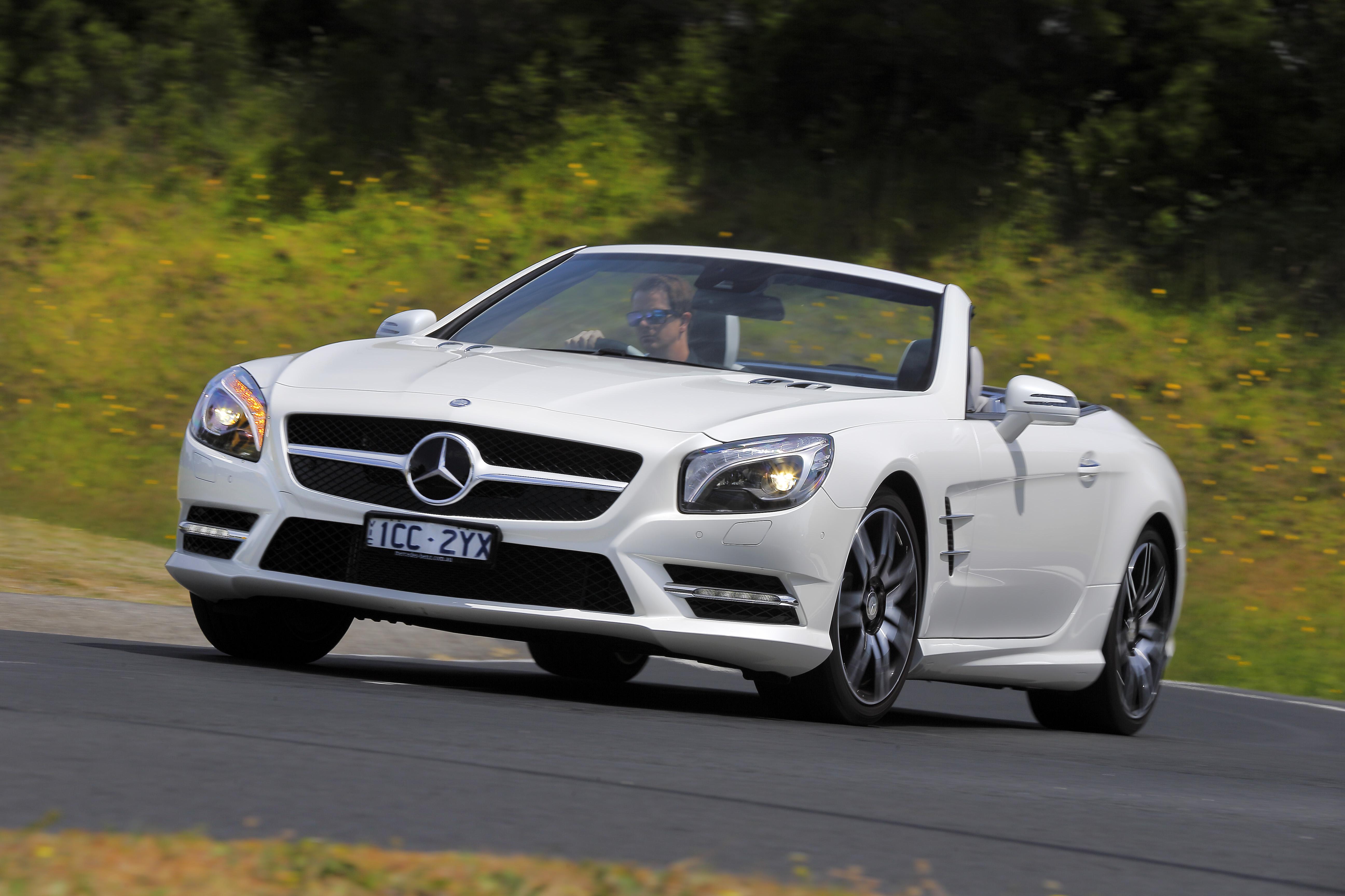 2015 mercedes benz sl400 review