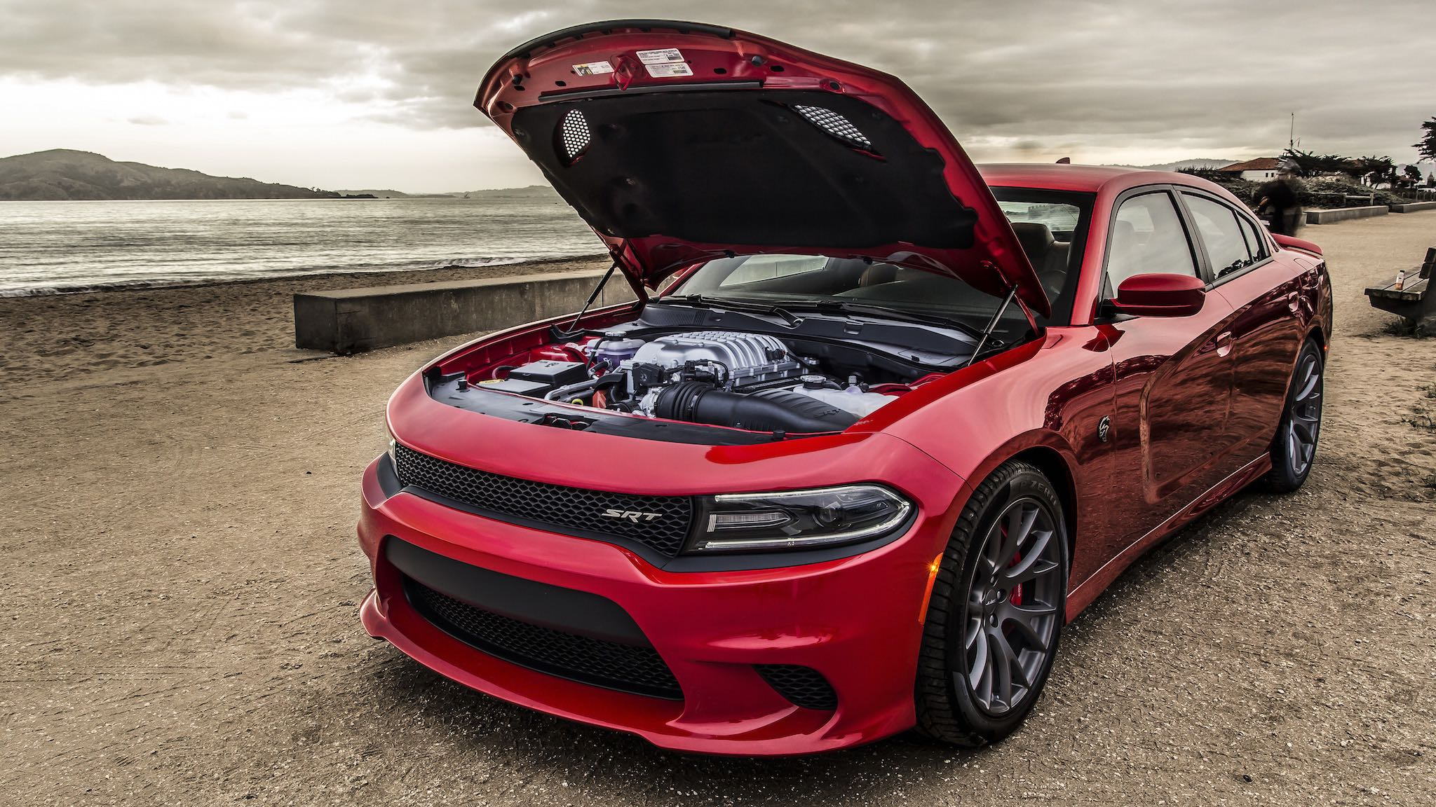 Dodge Charger Hellcat Price >> Dodge Charger SRT Hellcat Review | CarAdvice