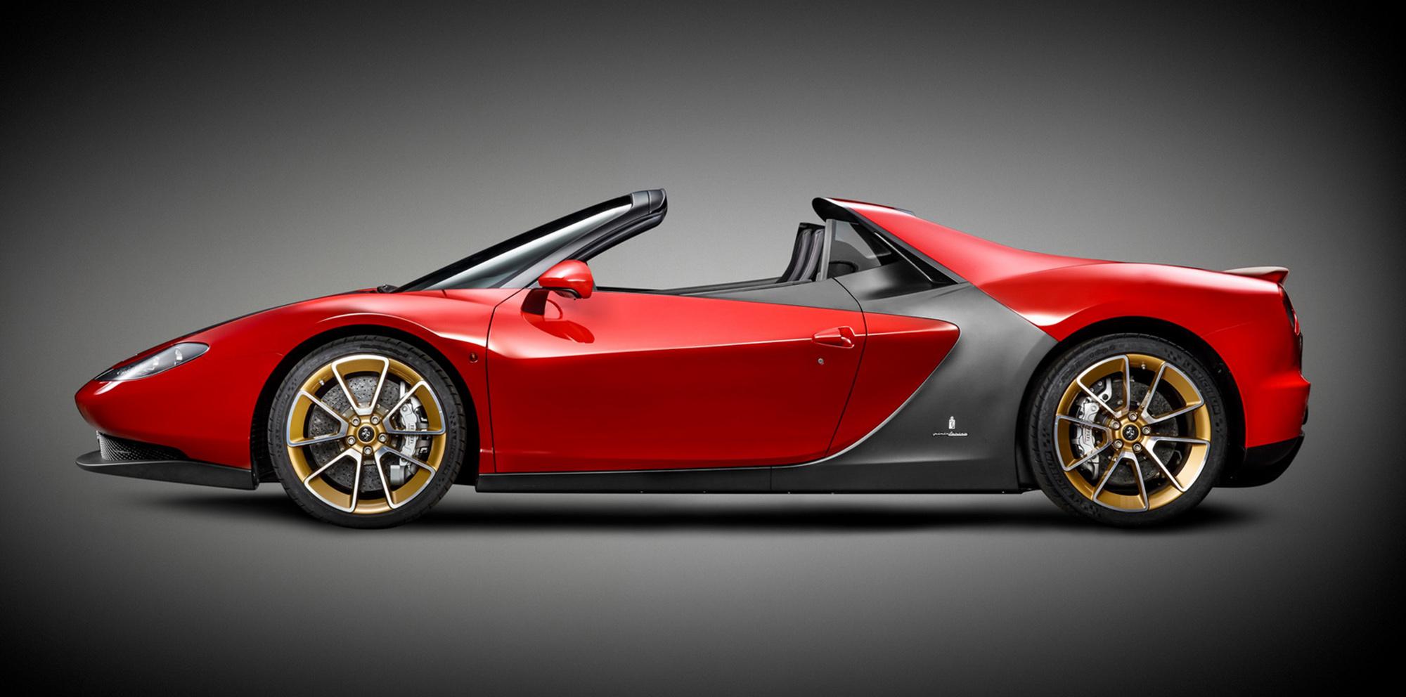 First Ferrari Sergio Delivered To UAE Auto Gallery