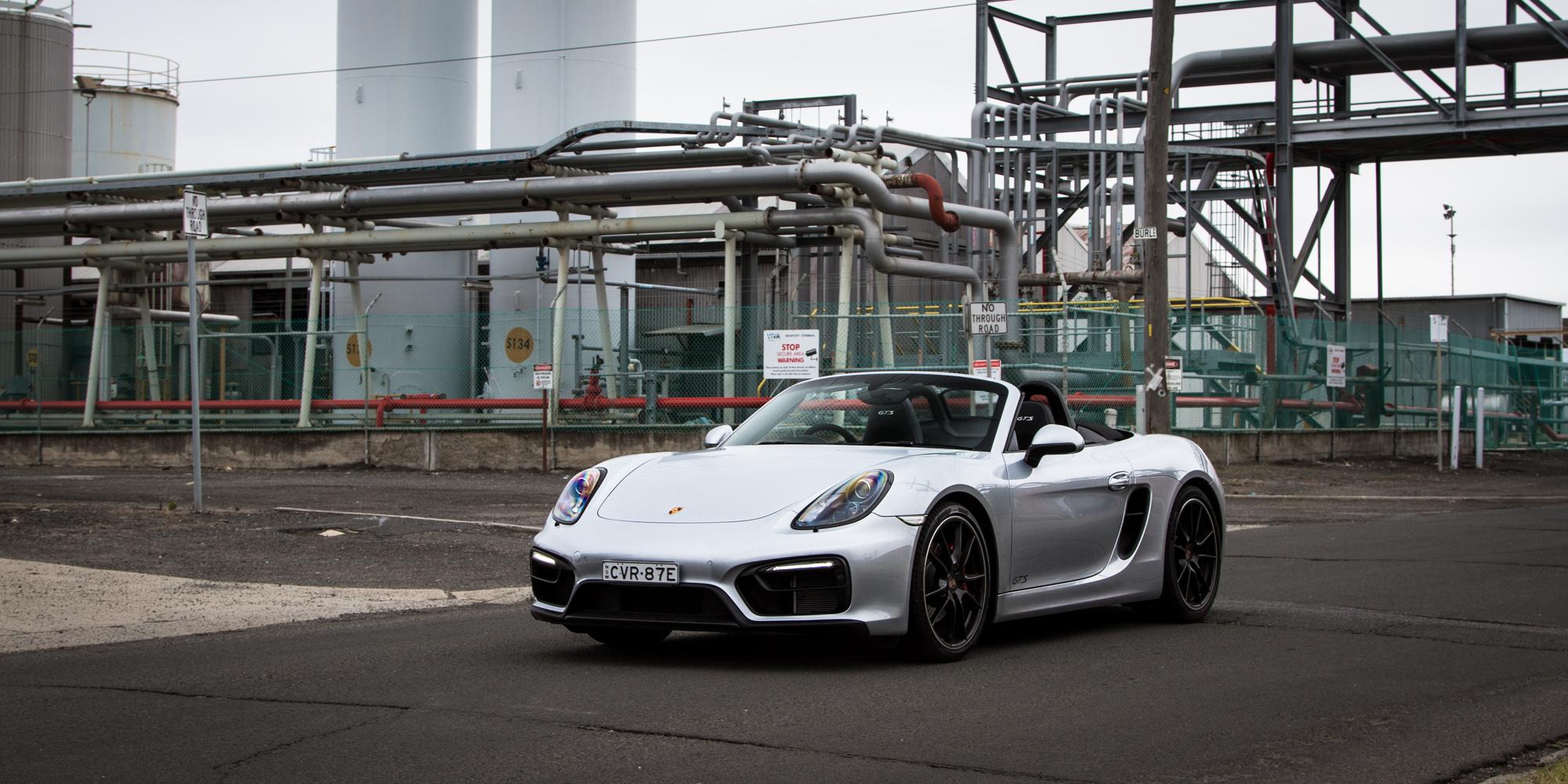 Porsche Boxster Gts Review Caradvice