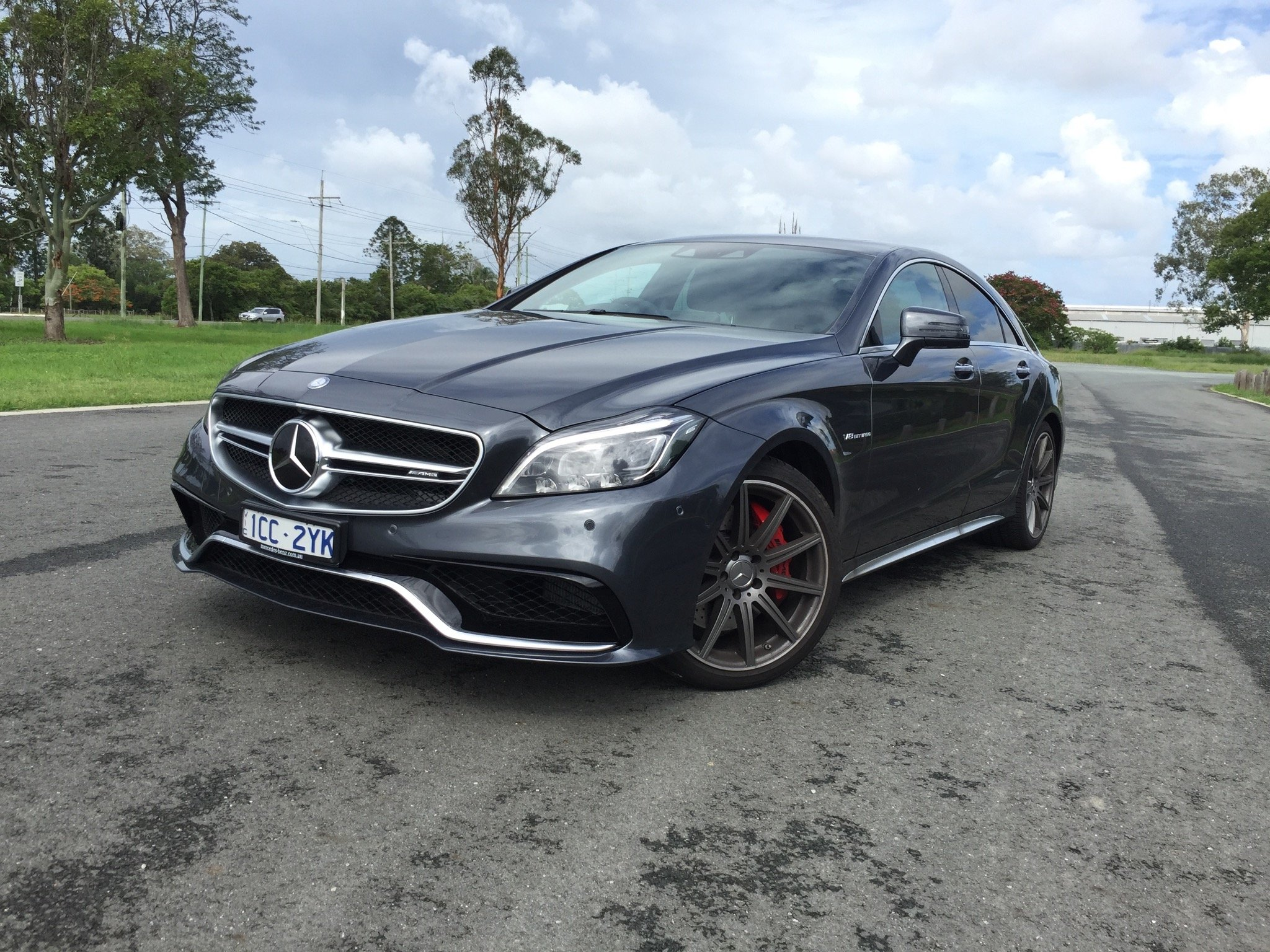 2015 mercedes benz cls 63 amg s review caradvice. Black Bedroom Furniture Sets. Home Design Ideas