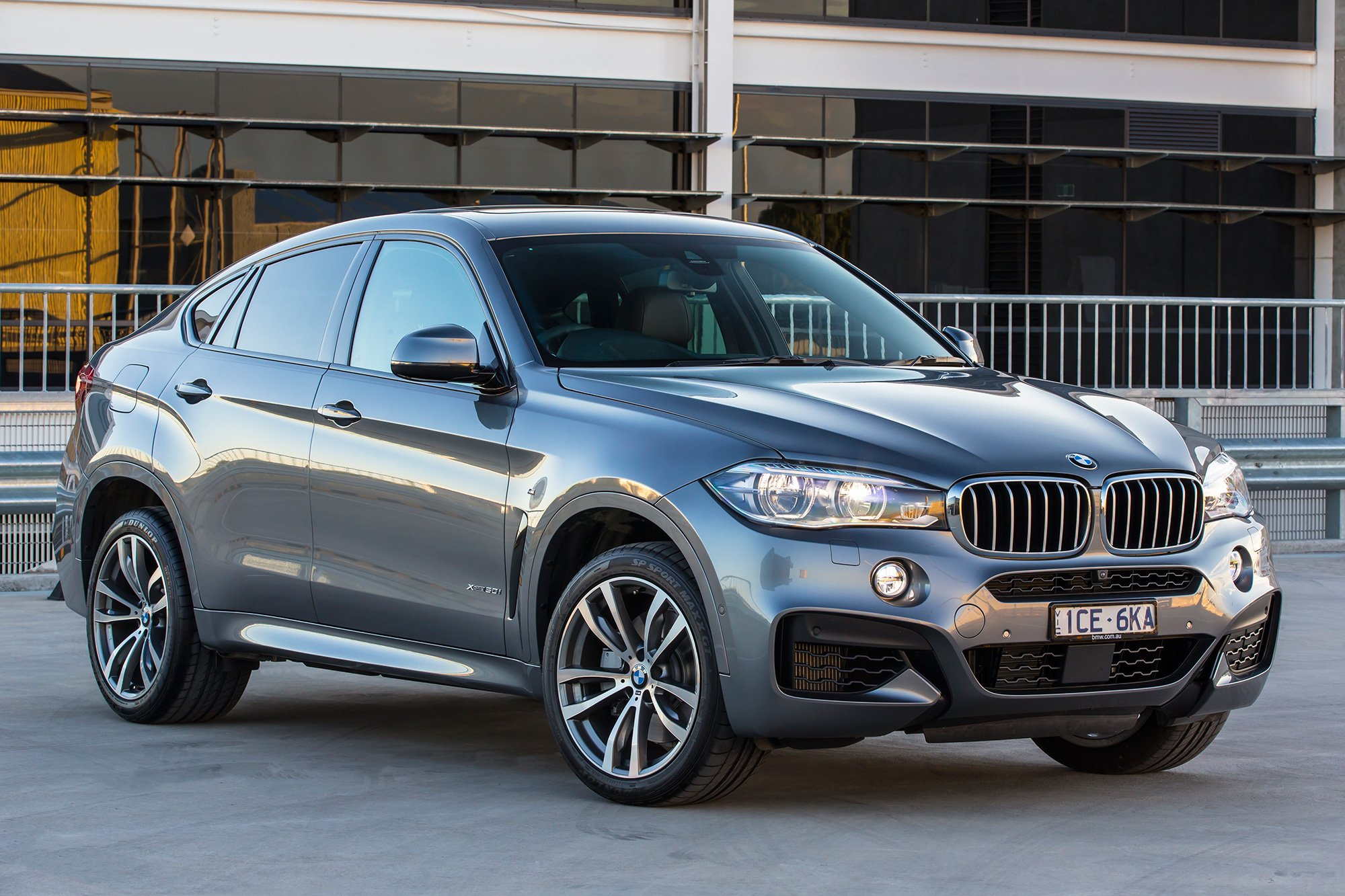2015 Bmw X6 Pricing And Specifications Photos 1 Of 7