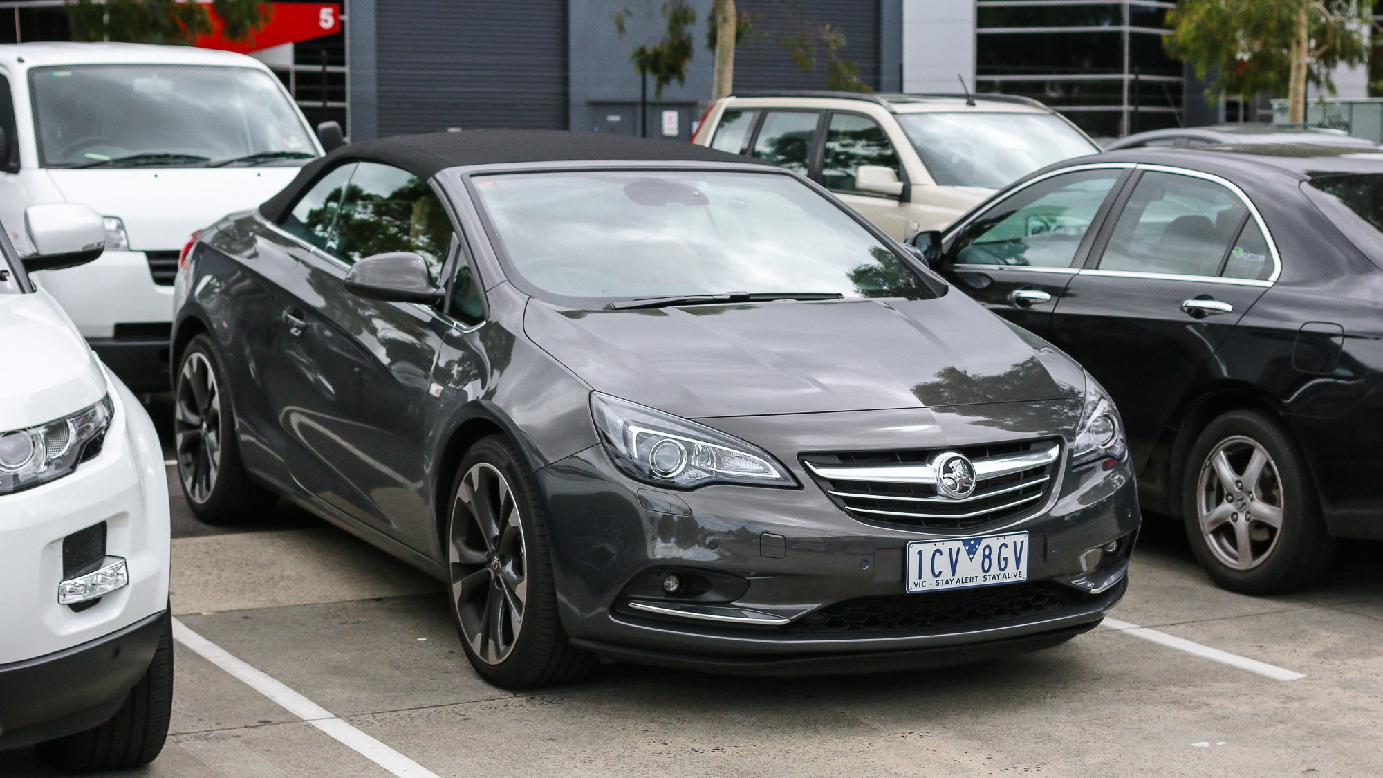 Holden-badged Opel Cascada spotted in Melbourne - Photos ...