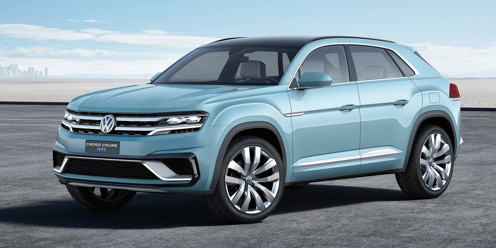 2017 Volkswagen Tiguan seven-seater confirmed to be built in Mexico - Photos (1 of 3)