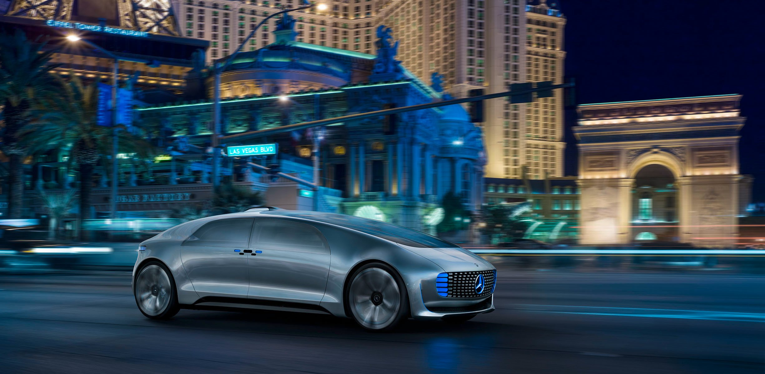 Mercedes benz f015 luxury in motion autonomous concept for Mercedes benz f