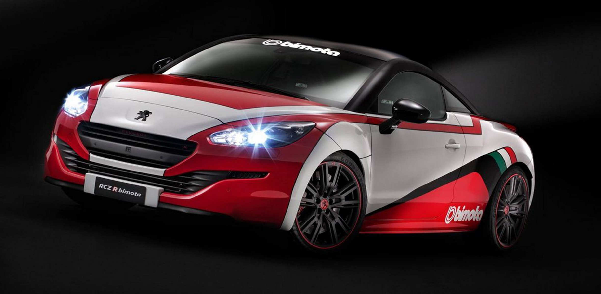 peugeot rcz r bimota boasts 224kw 1 6 litre turbo engine photos 1 of 4. Black Bedroom Furniture Sets. Home Design Ideas