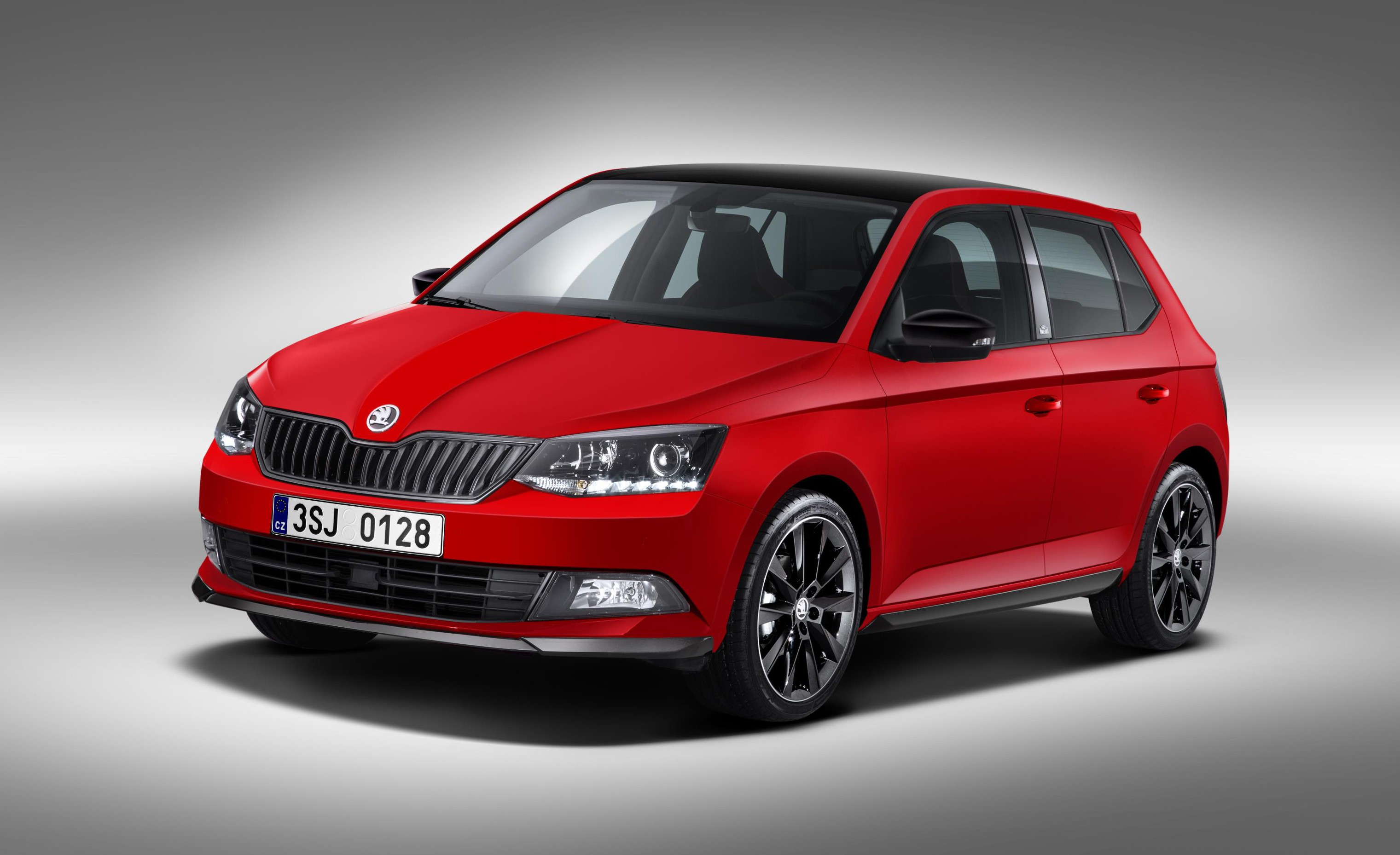 2016 skoda fabia monte carlo confirmed for australia photos 1 of 5. Black Bedroom Furniture Sets. Home Design Ideas