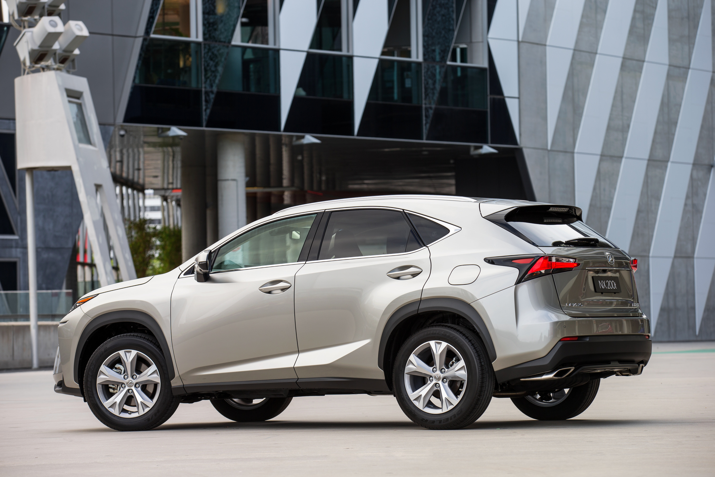2015 lexus nx200t review caradvice. Black Bedroom Furniture Sets. Home Design Ideas
