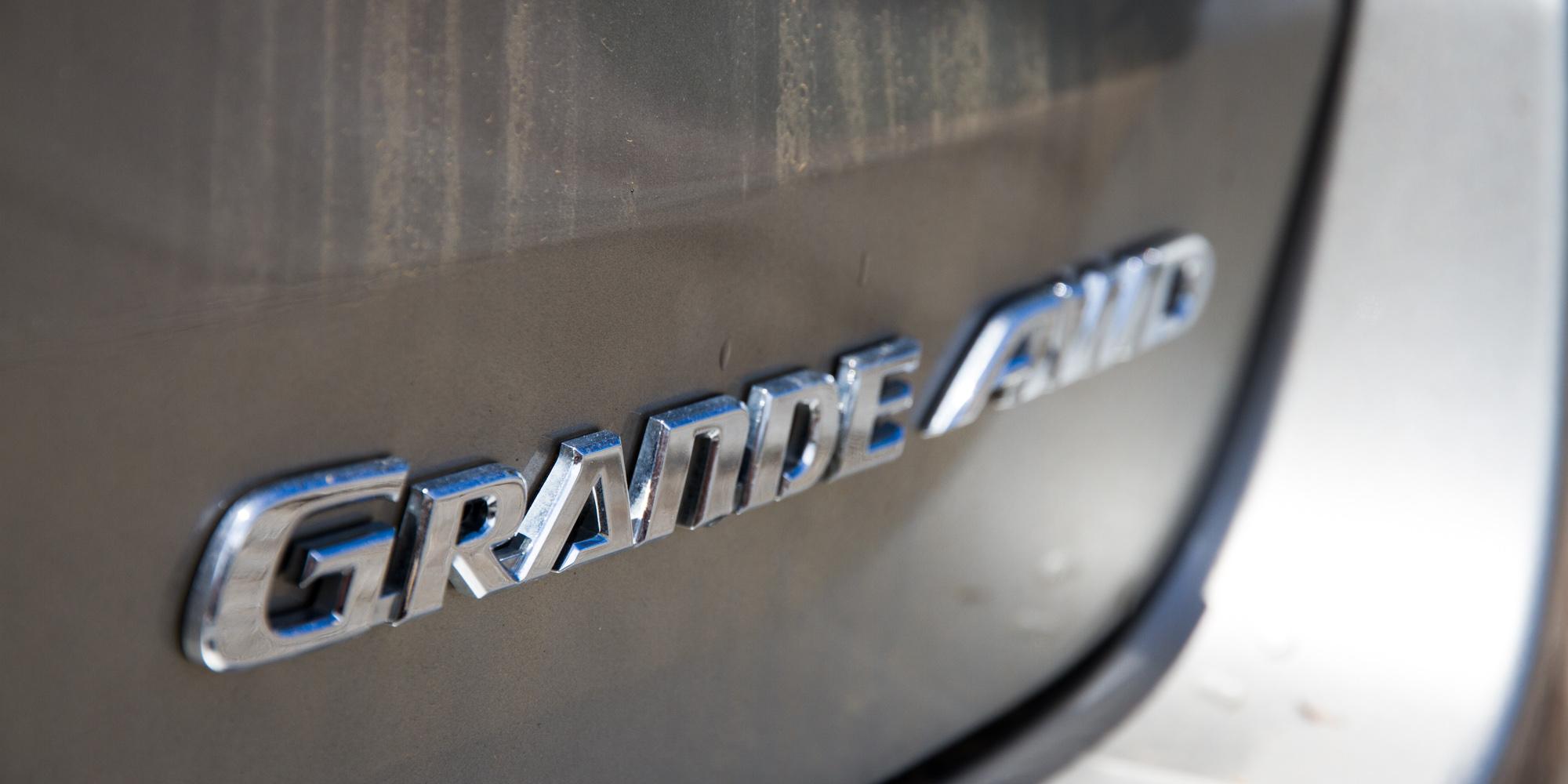 2015 Toyota Kluger Grande Review : LT2 - Photos   CarAdvice