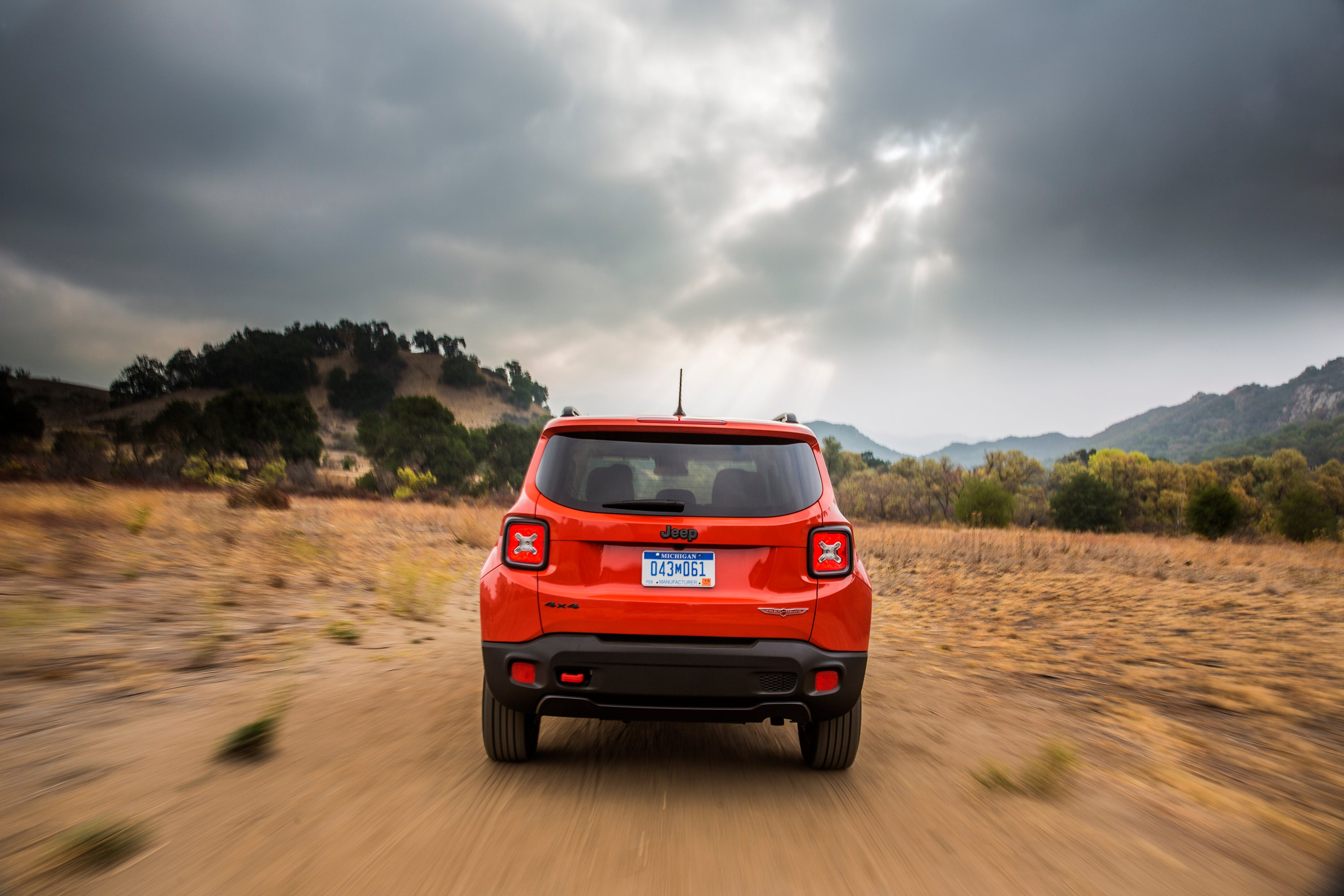 Jeep Renegade on 2016 Trailhawk Jeep Renegade