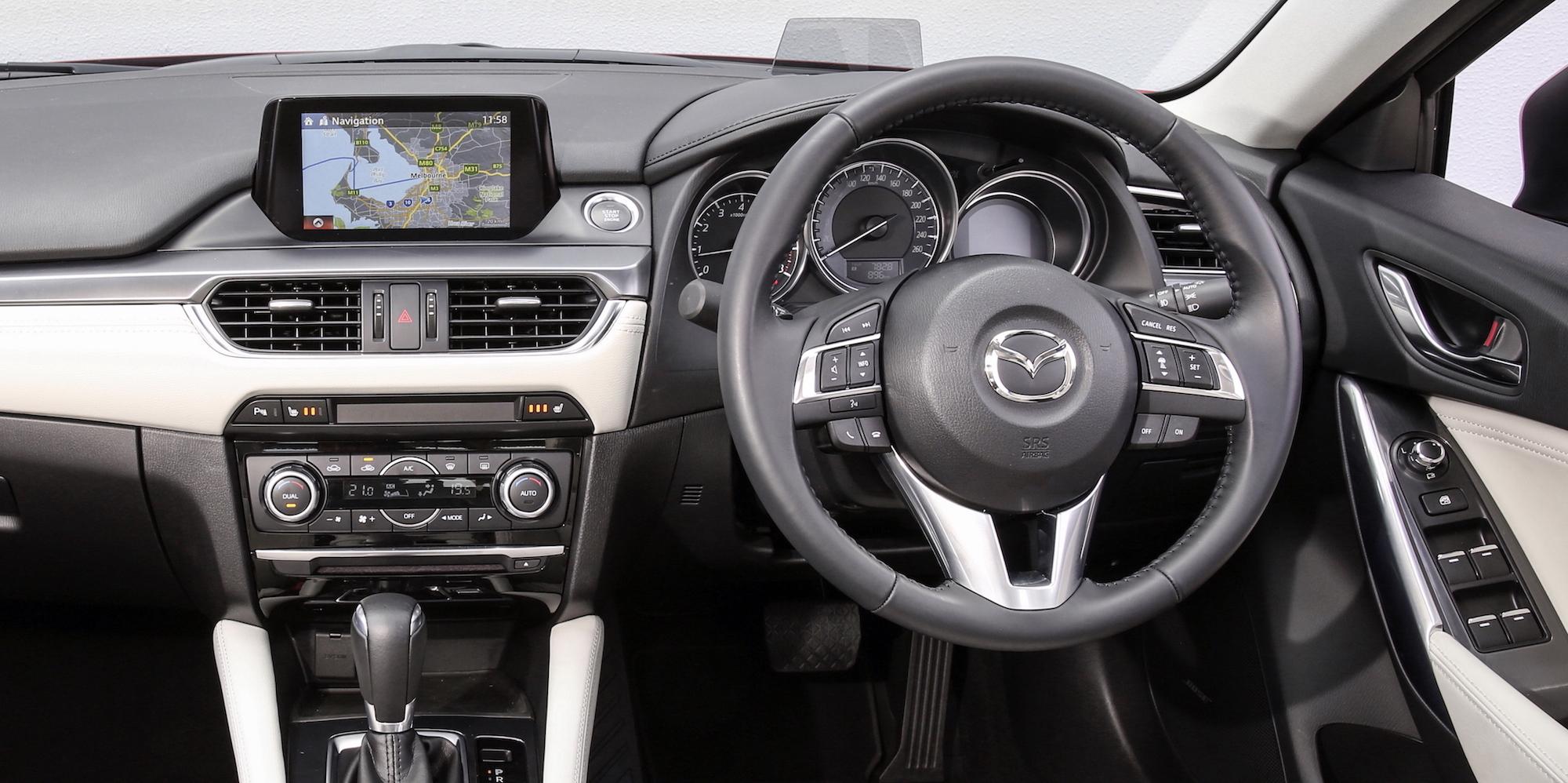 2015 Mazda 6 Review Caradvice