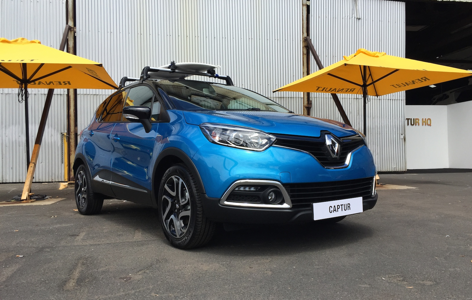 2015 renault captur review caradvice. Black Bedroom Furniture Sets. Home Design Ideas
