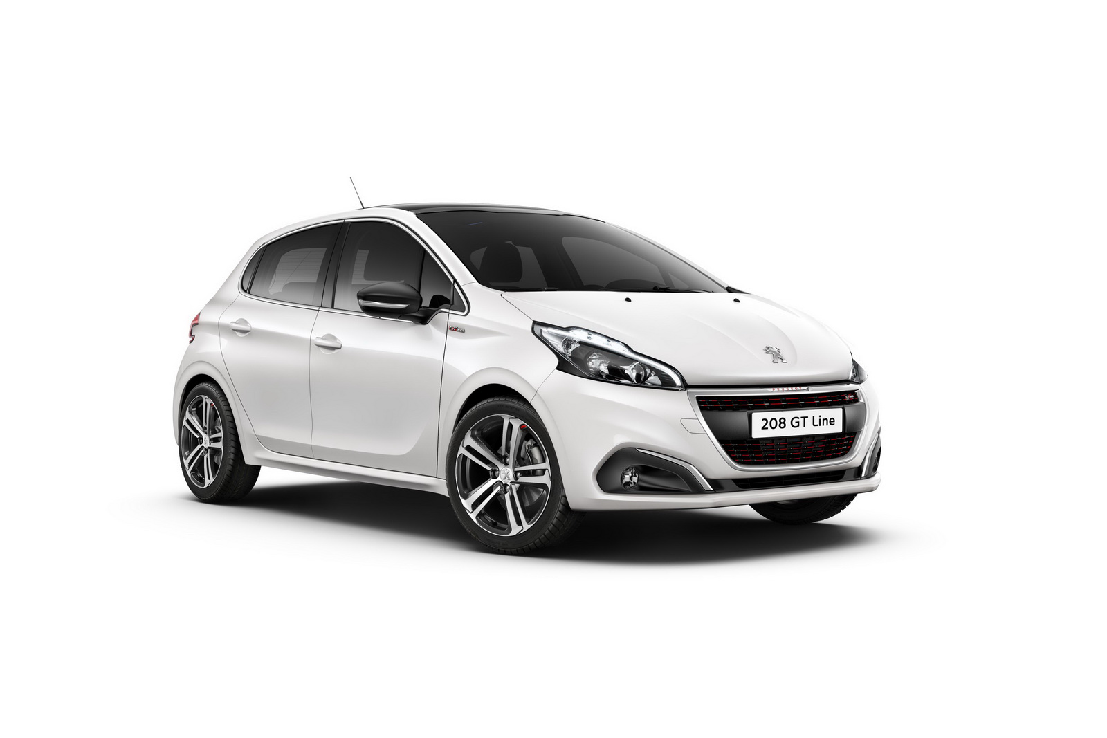 2016 peugeot 208 pricing and specifications more models sharper entry price photos 1 of 4. Black Bedroom Furniture Sets. Home Design Ideas