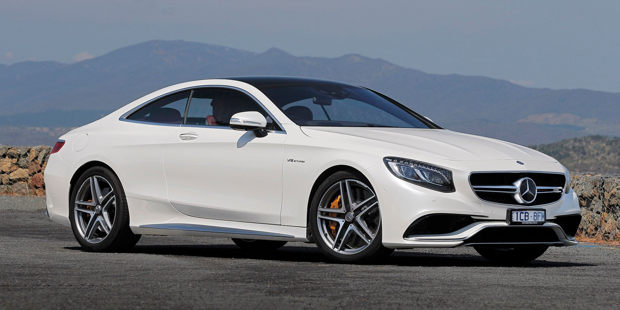 2015 mercedes benz s63 amg coupe review caradvice for Mercedes benz amg hatchback price