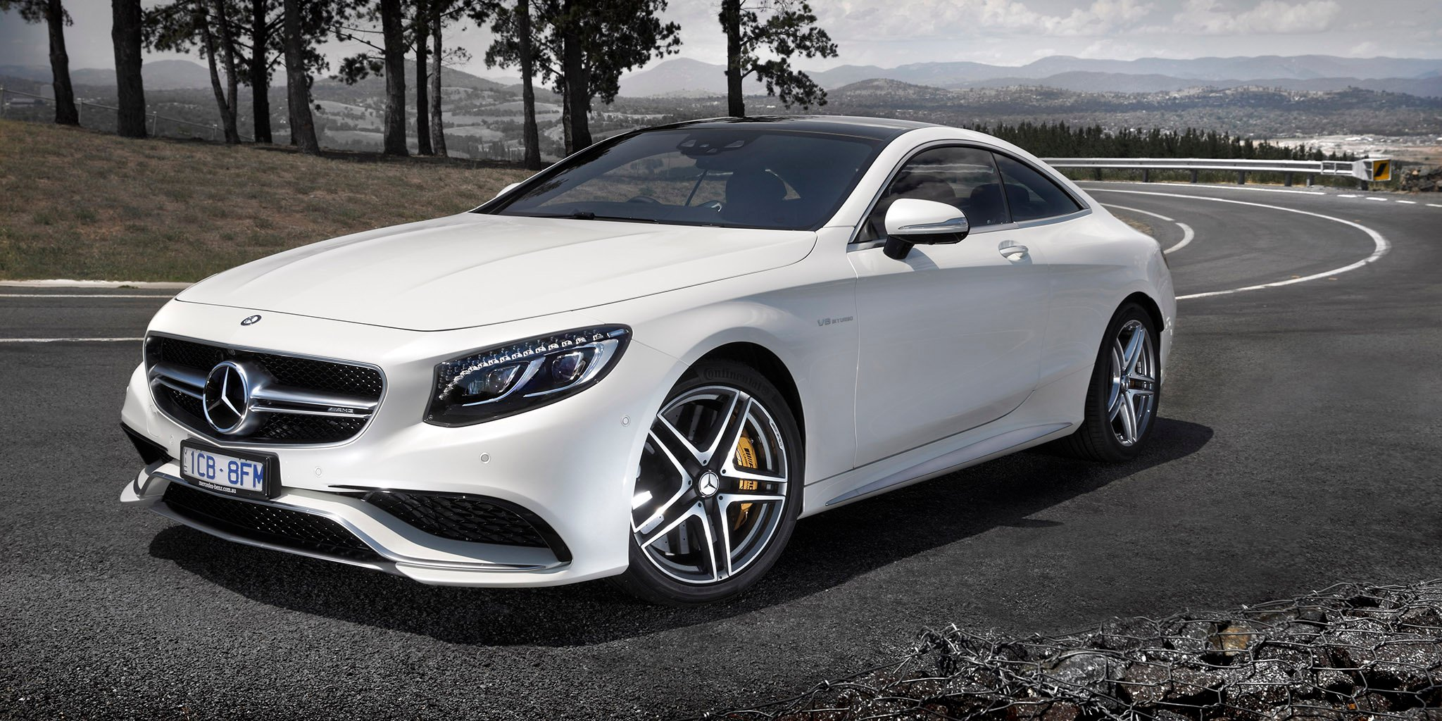 2015 mercedes benz s63 amg coupe review caradvice. Black Bedroom Furniture Sets. Home Design Ideas
