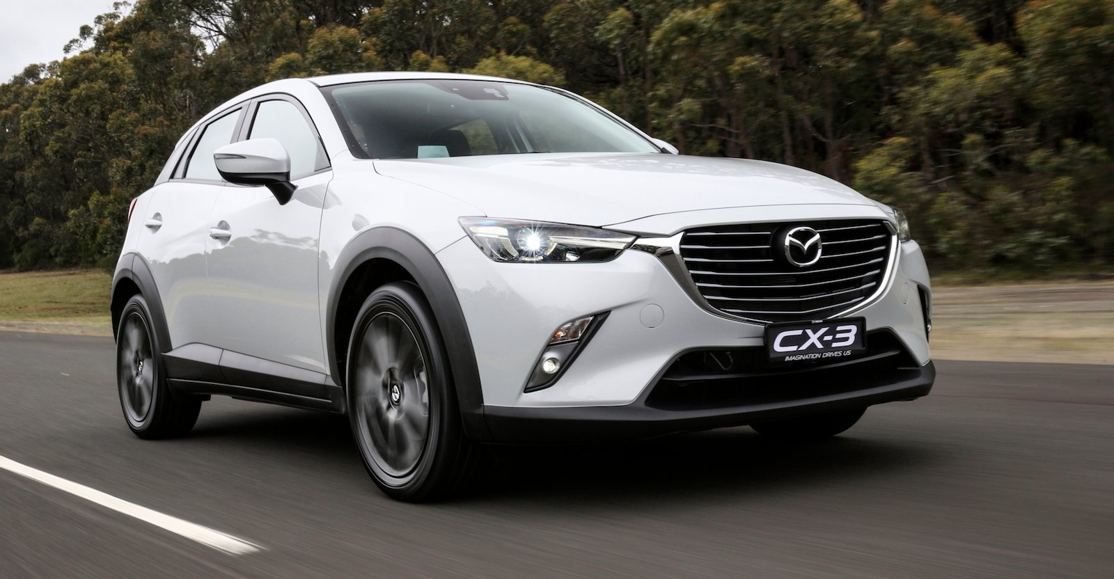 mazda cx 3 variant names and fuel consumption data revealed photos 1 of 3. Black Bedroom Furniture Sets. Home Design Ideas