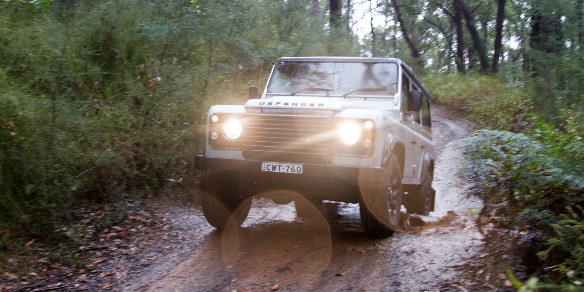 Amazing Land Rover Defender Icon 110 Car Tuning
