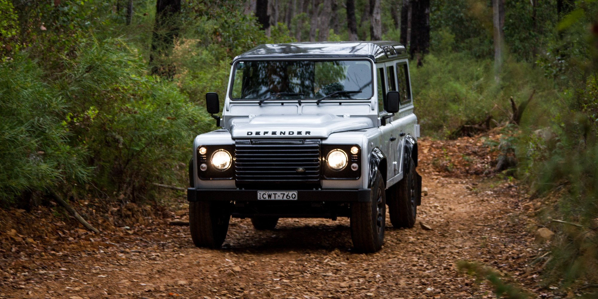 New 2015 Land Rover Defender 110 Review Off Road Icon 2015